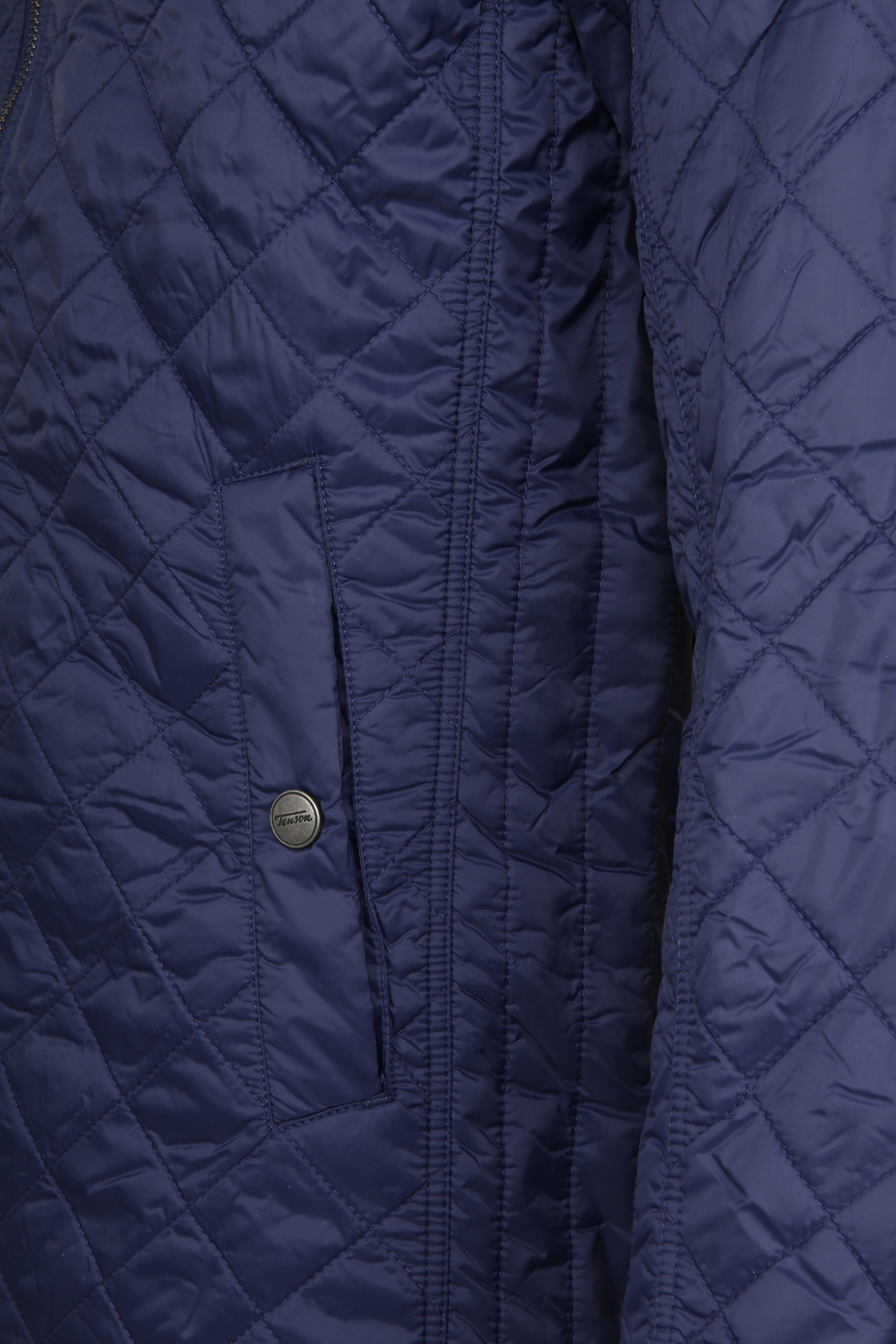 Tenson Samson Jacket Quilted Navy foto 4