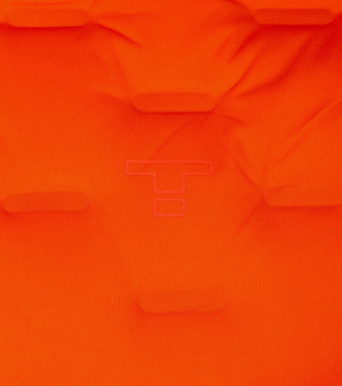 Tenson Siku Daunenjacke Orange foto 3