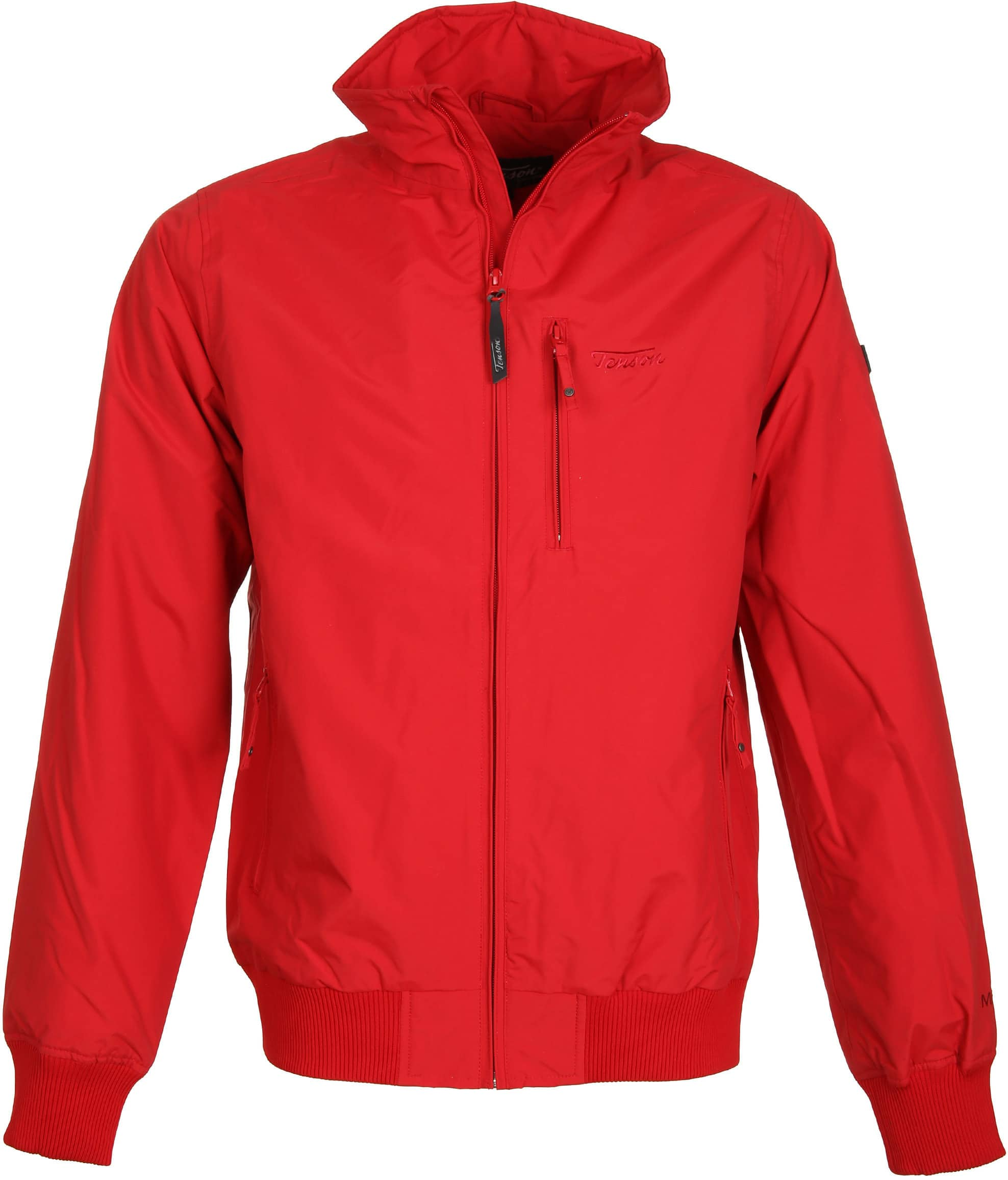 Tenson Summer Jacket Jadon Red 5013434-380 Jadon Red order online ... cacb329a9b