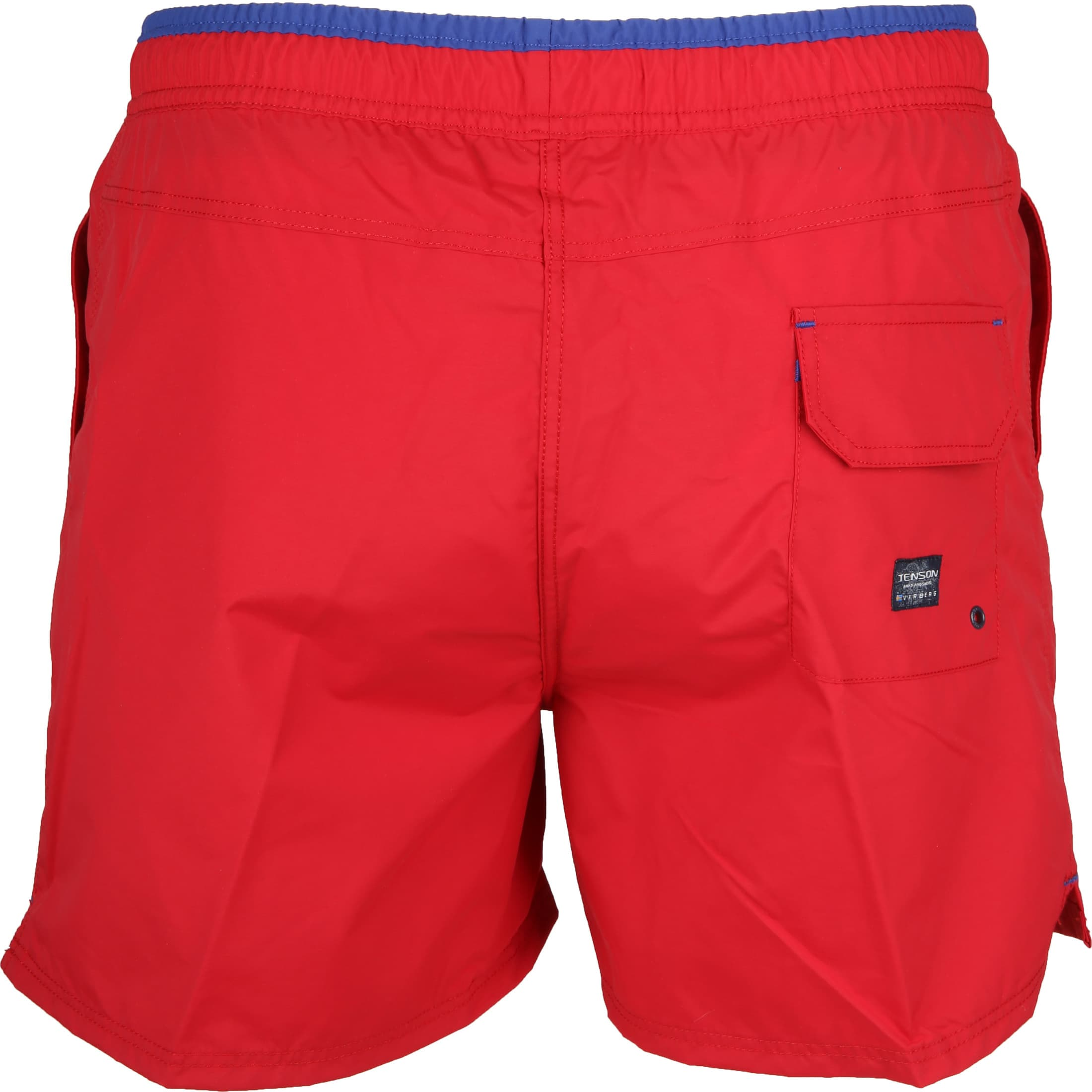 Tenson Swimshort Kos Red foto 3