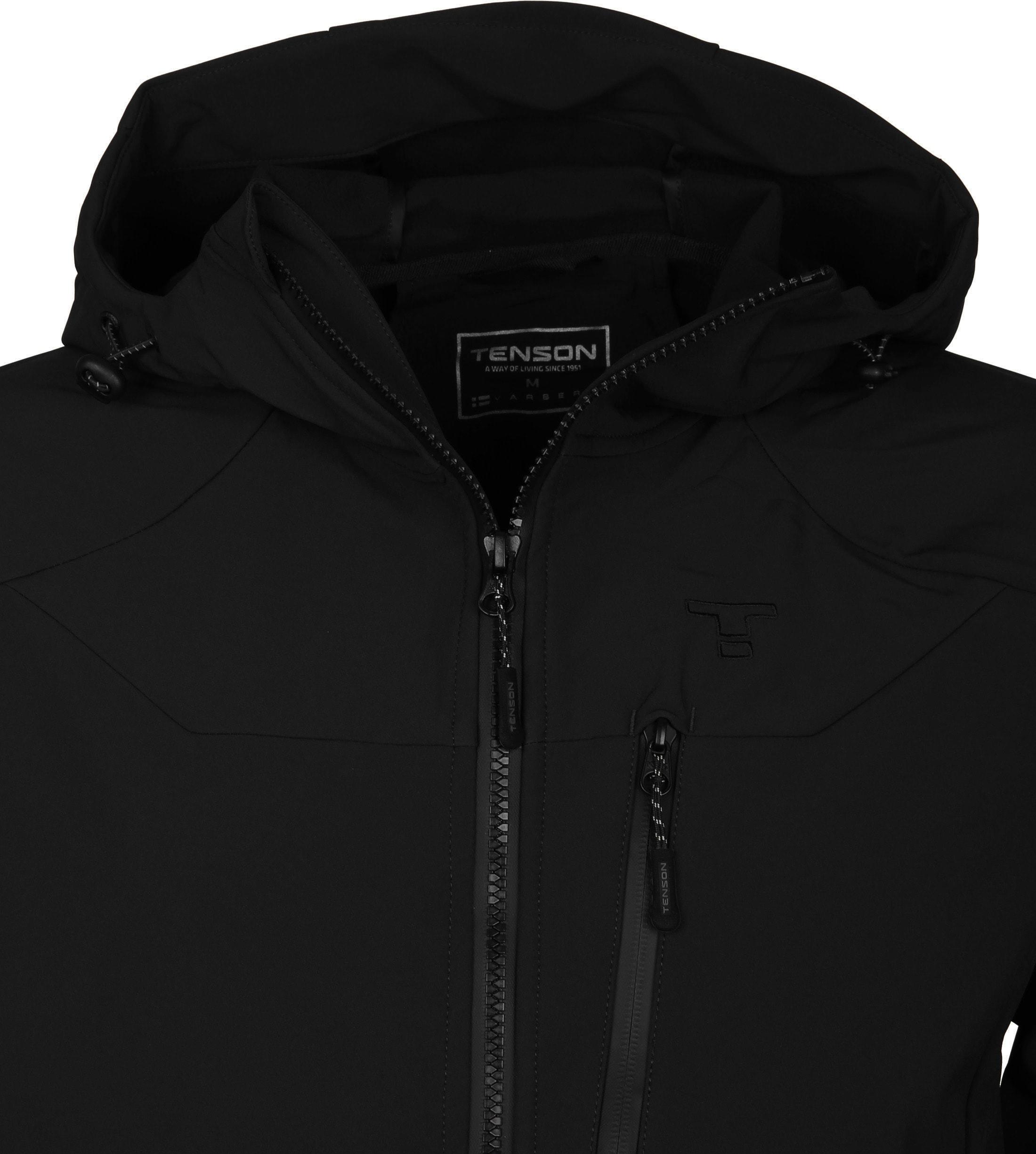 Tenson Taurid Jacket Black foto 1