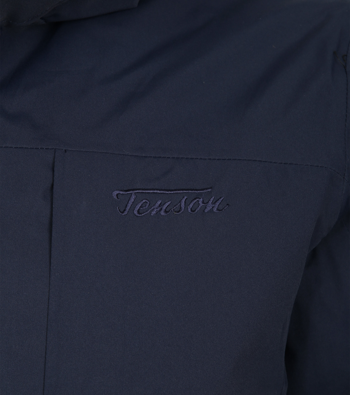 Tenson Tyrus Winterjas Donkerblauw foto 3