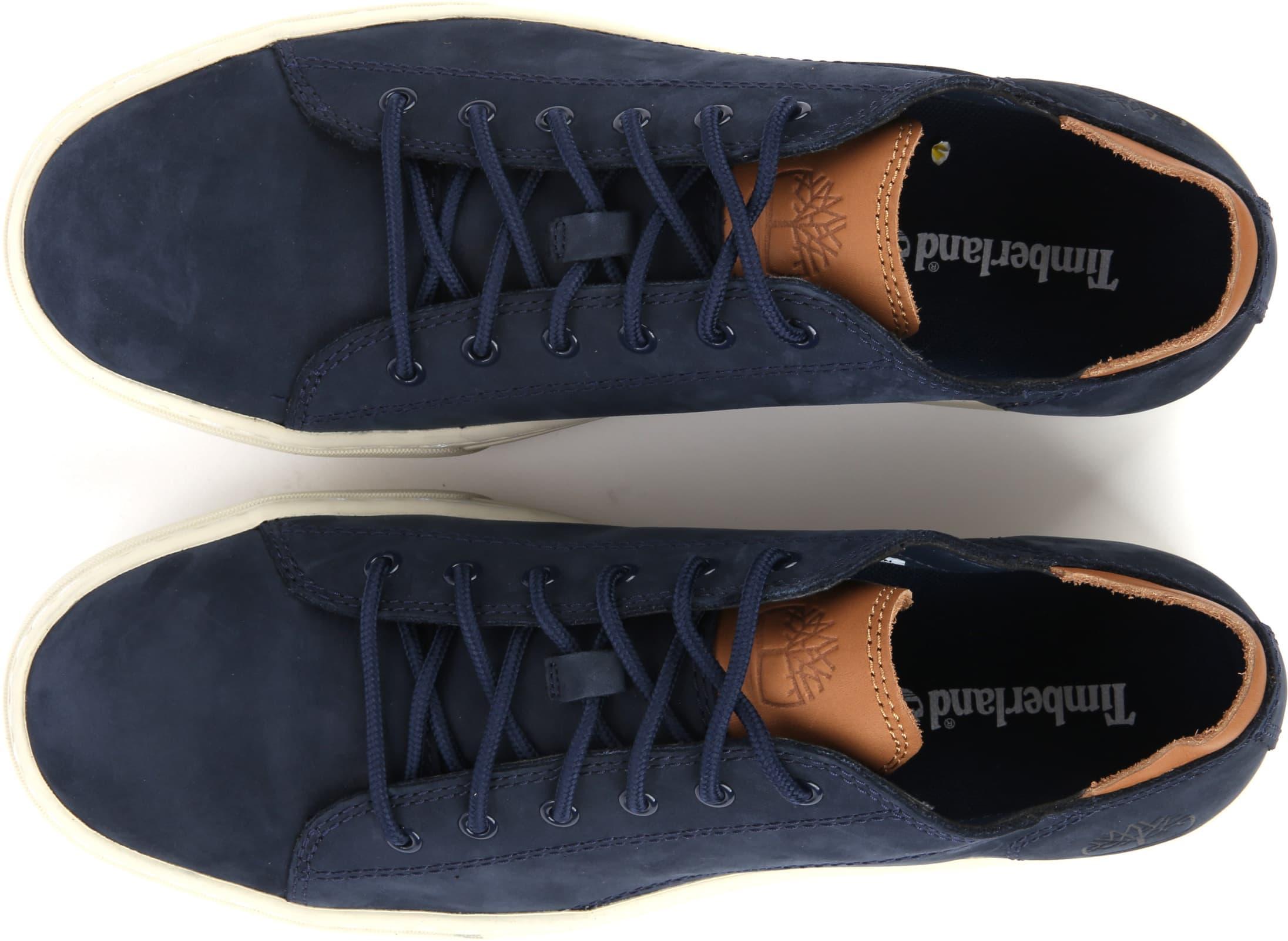 Timberland Cupsole Sneaker Blue foto 2