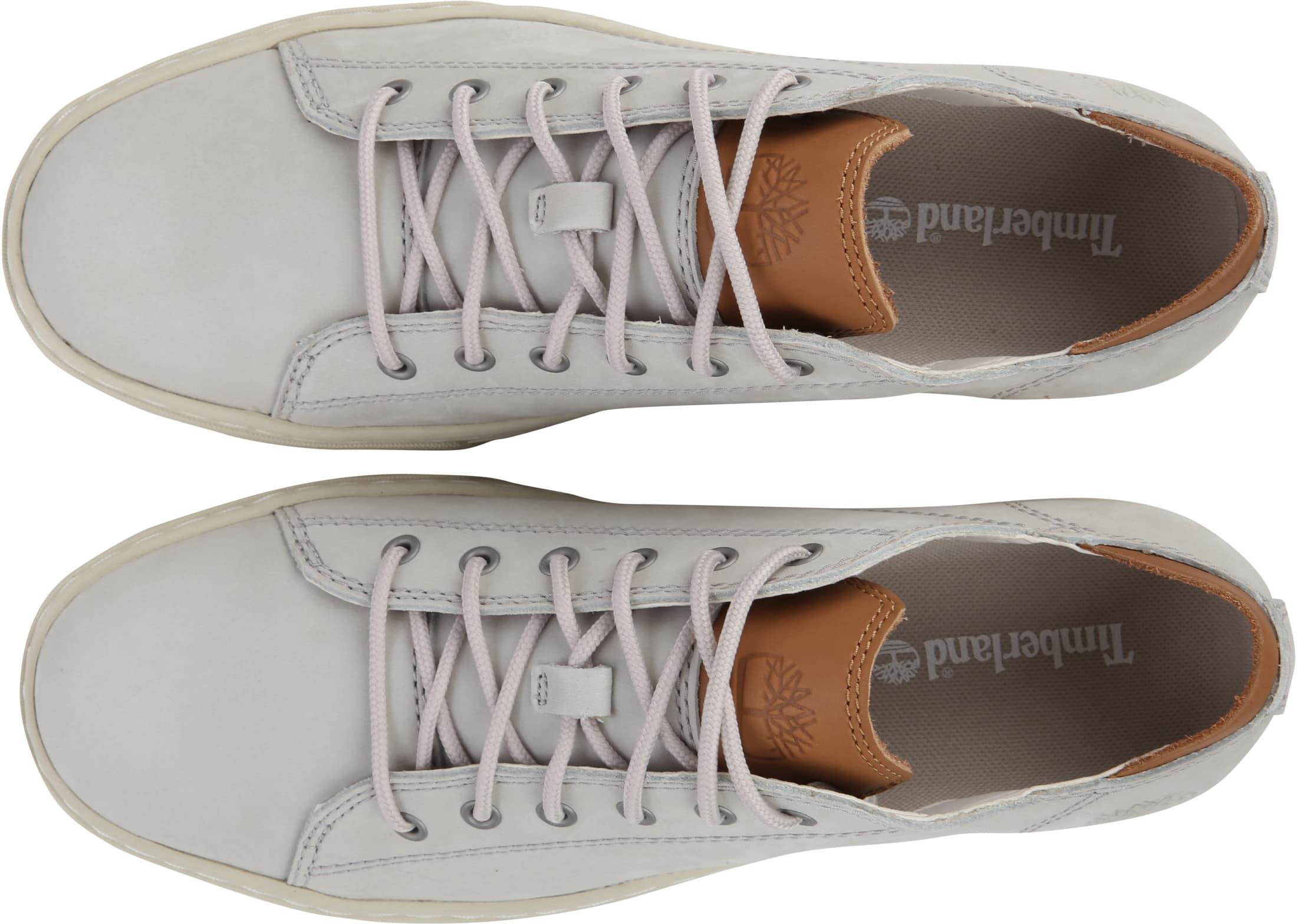 Timberland Cupsole Sneaker Light Grey foto 2