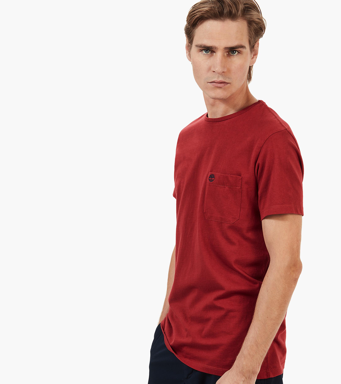 Timberland Dunstan T-shirt Red foto 3