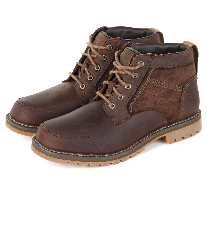 Timberland Chukka Larchmont Men - Brown VfYg4z