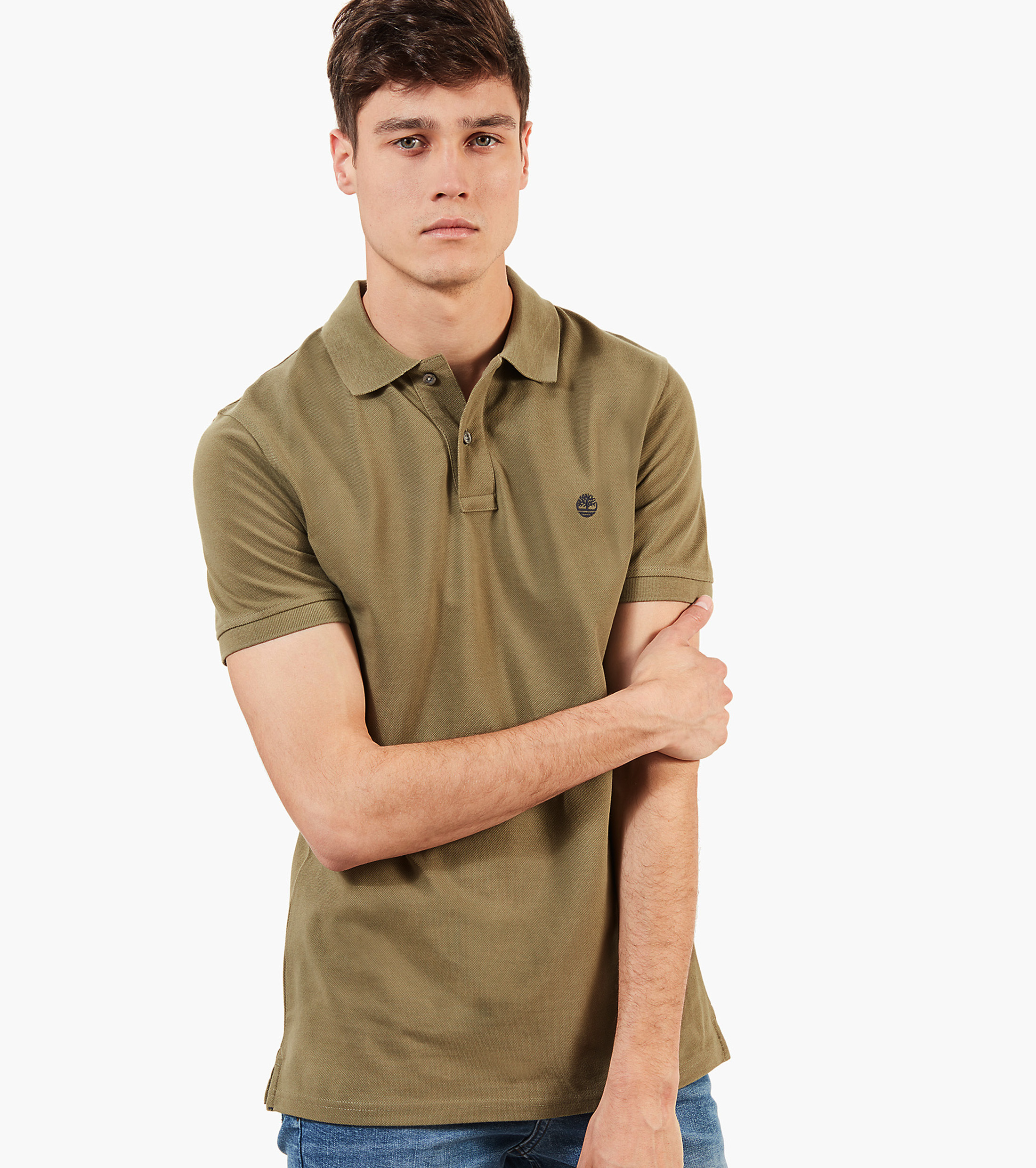 Timberland Miller Polo Green Uni foto 3