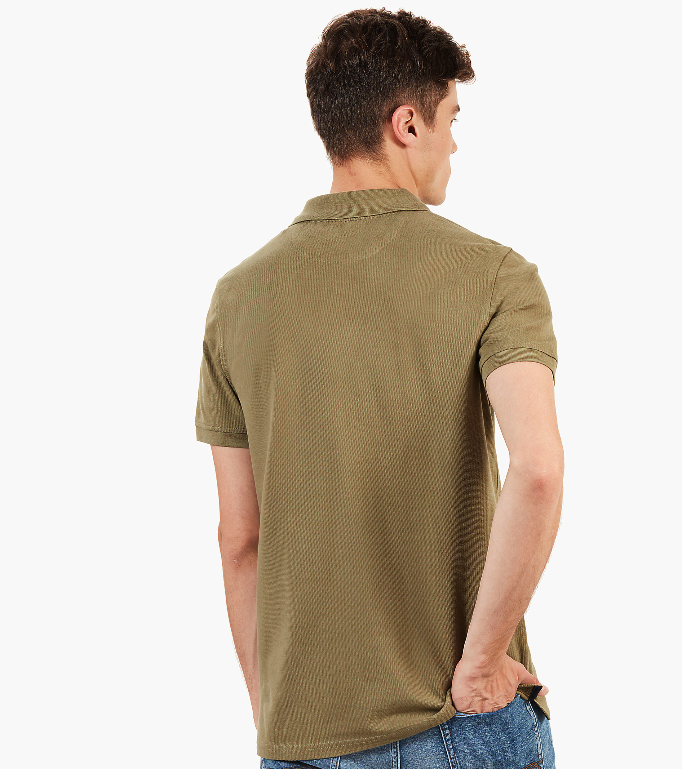 Timberland Miller Polo Green Uni foto 4