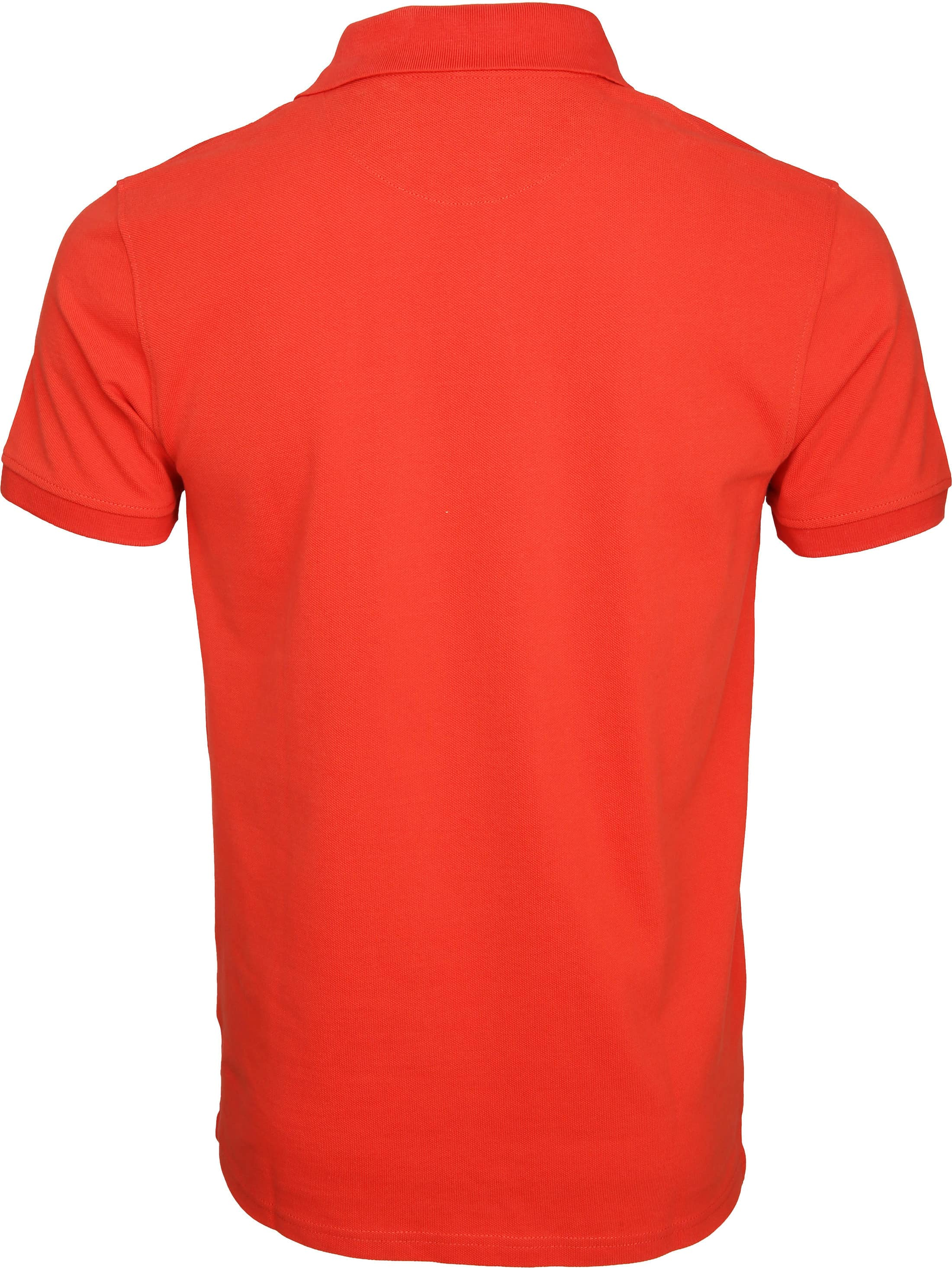 Timberland Miller Polo Uni Rood foto 2
