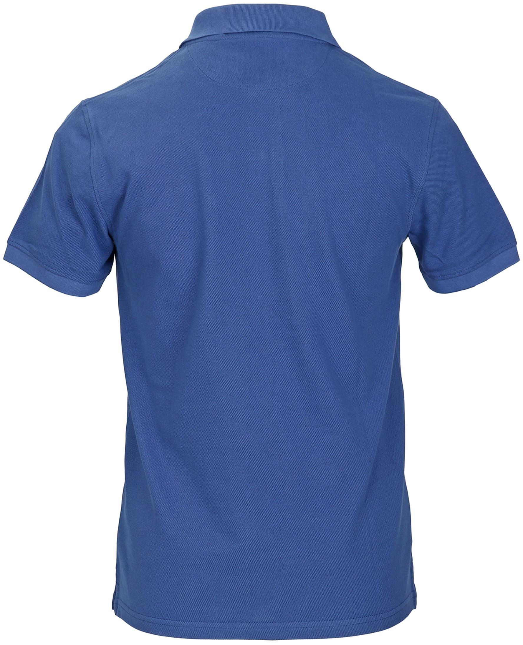 Timberland Polo Uni Blau foto 1