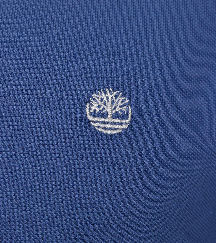 Timberland Polo Uni Blau foto 2