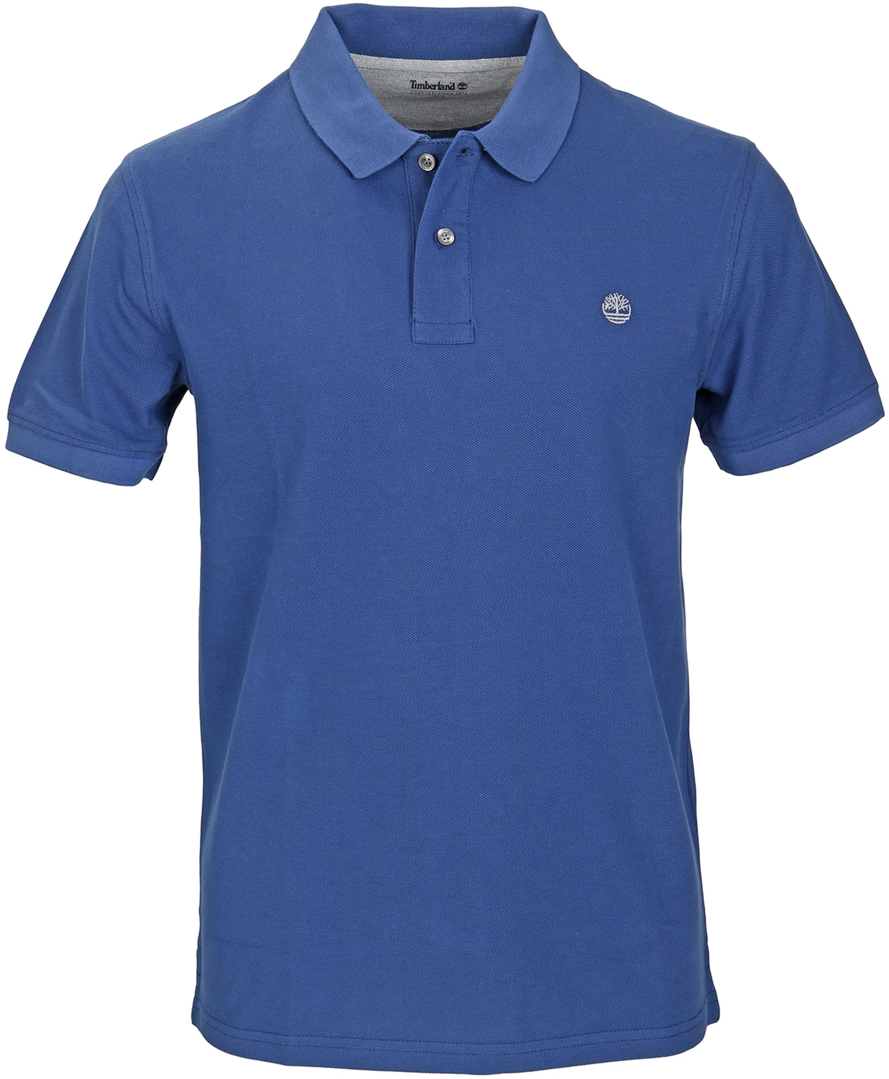 Timberland Polo Uni Blauw foto 0