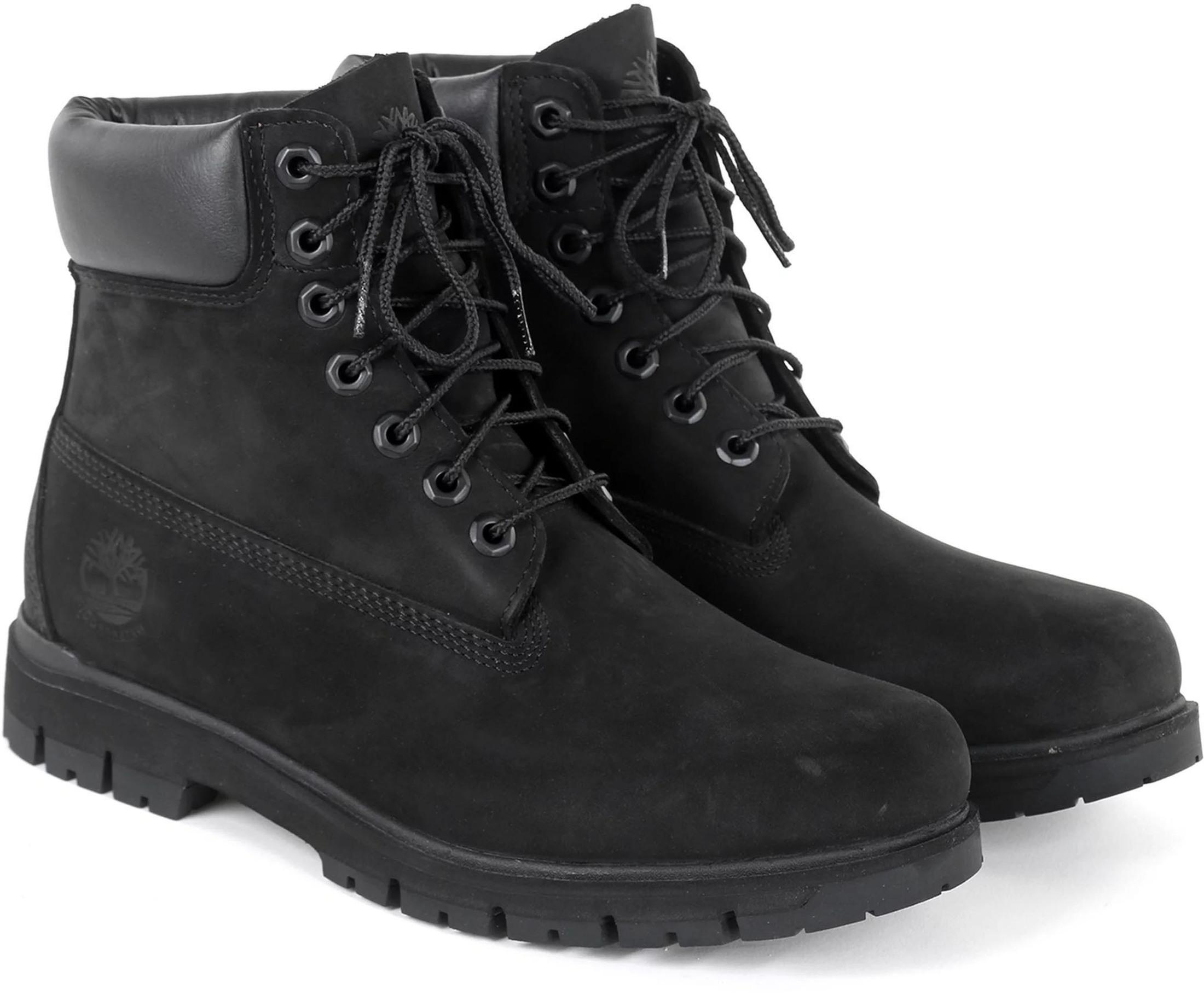 Timberland Radfort 6-Inch Boots Schwarz foto 0