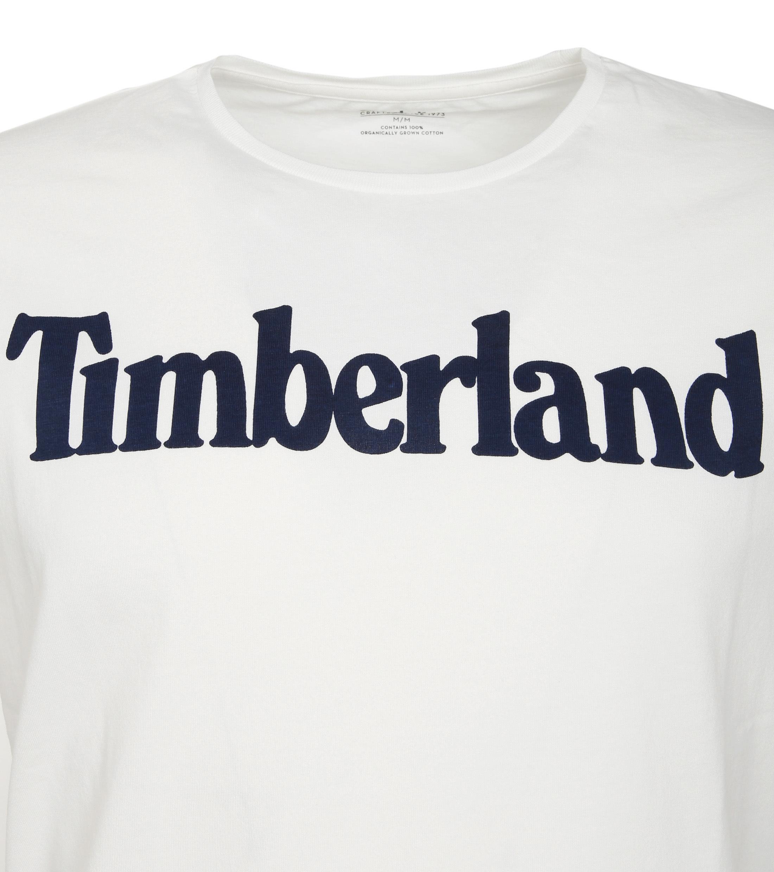 Timberland Shirt Wit foto 1