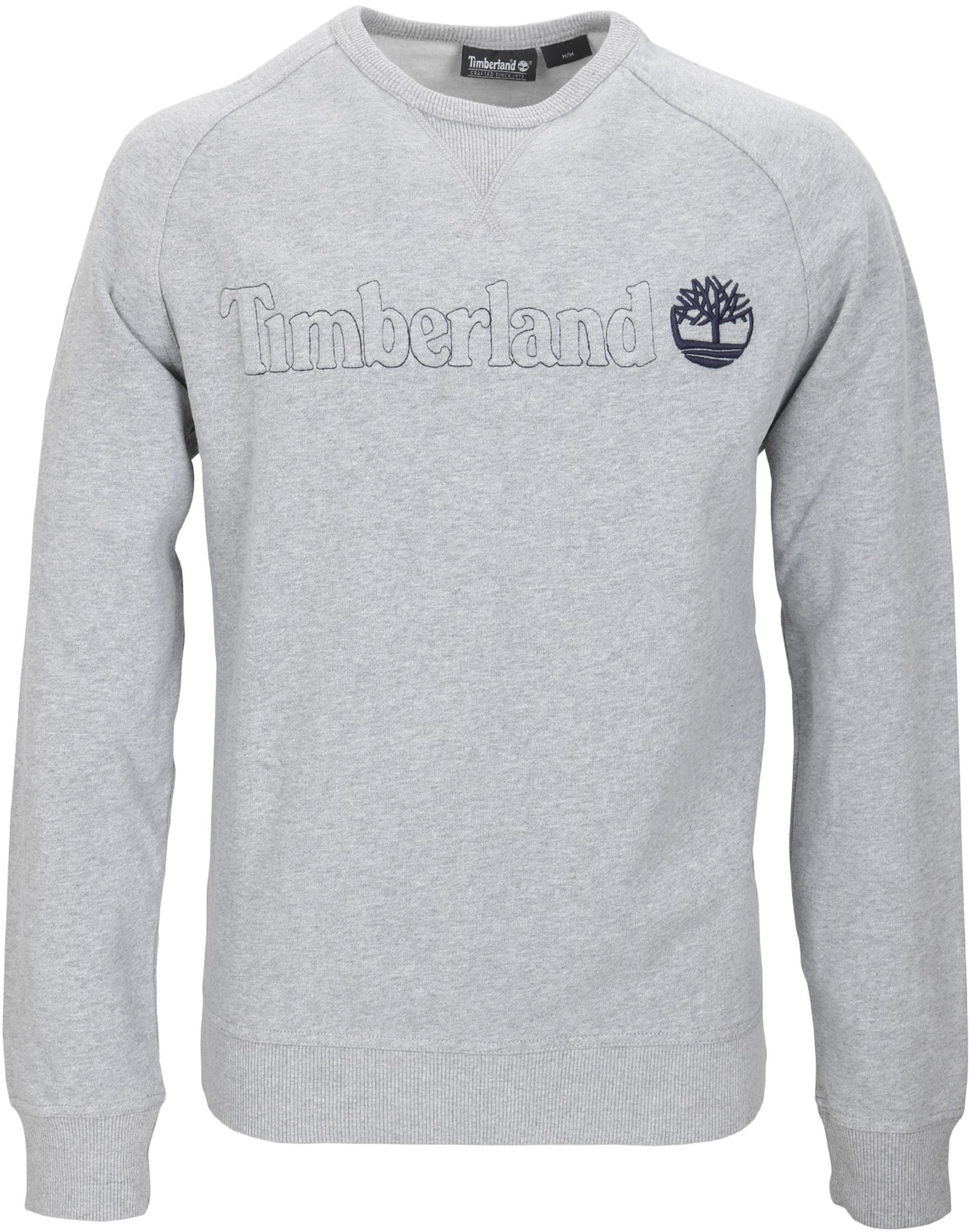 Timberland Sweater Grijs Raglan foto 0