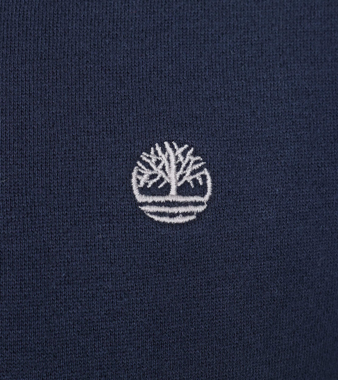 Timberland Sweatshirt Dunkelblau Exeter foto 1
