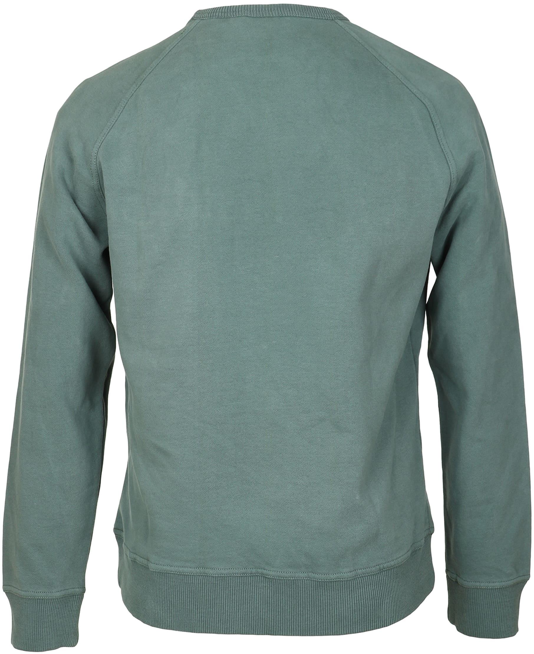 Timberland Sweatshirt Grün Raglan foto 2