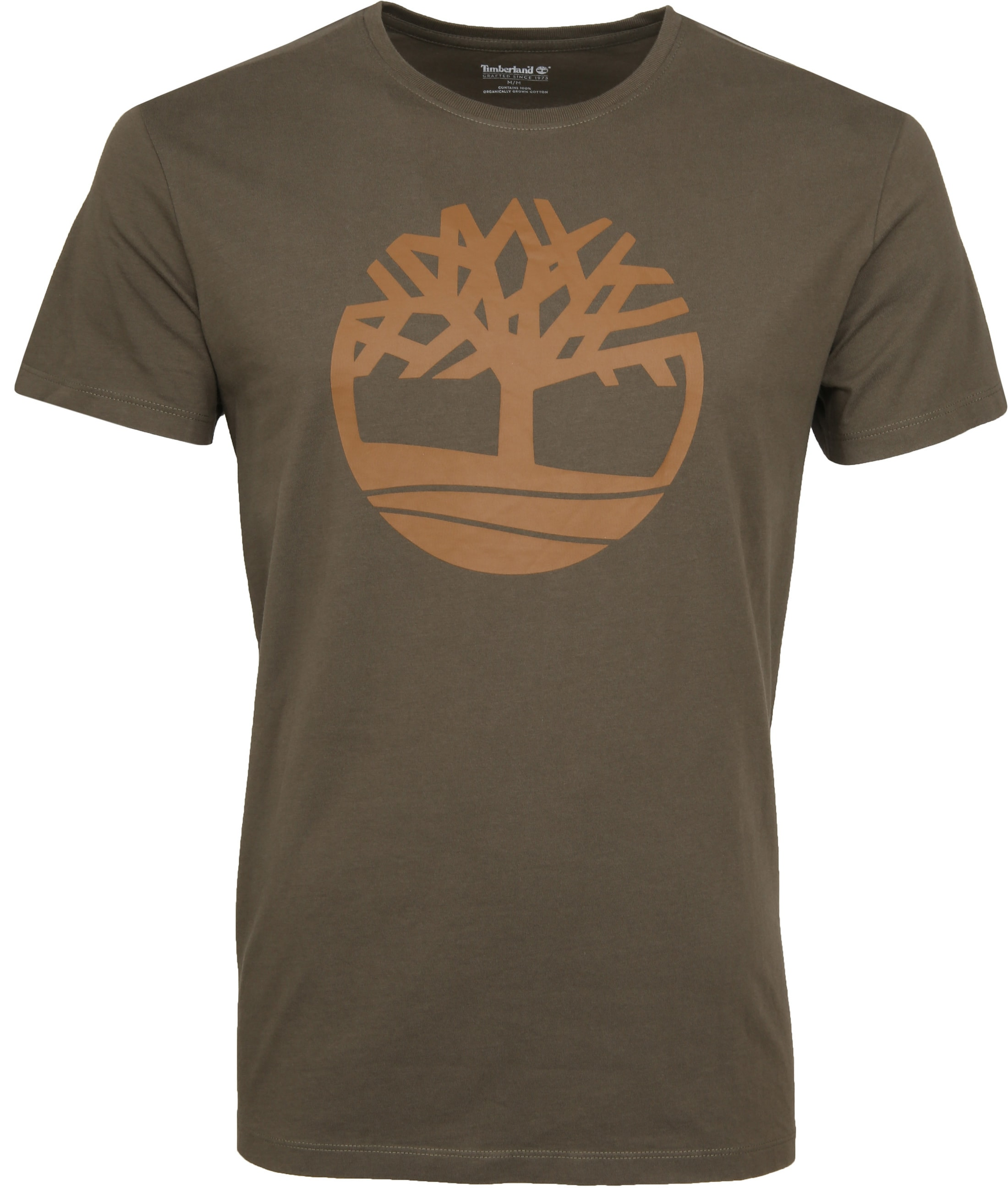 0abfe81d5a Timberland T-shirt Armee TB0A1L6OL481 online kaufen | Suitable