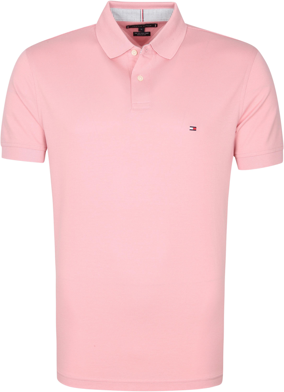 Tommy Hilfiger 1985 Poloshirt Roze