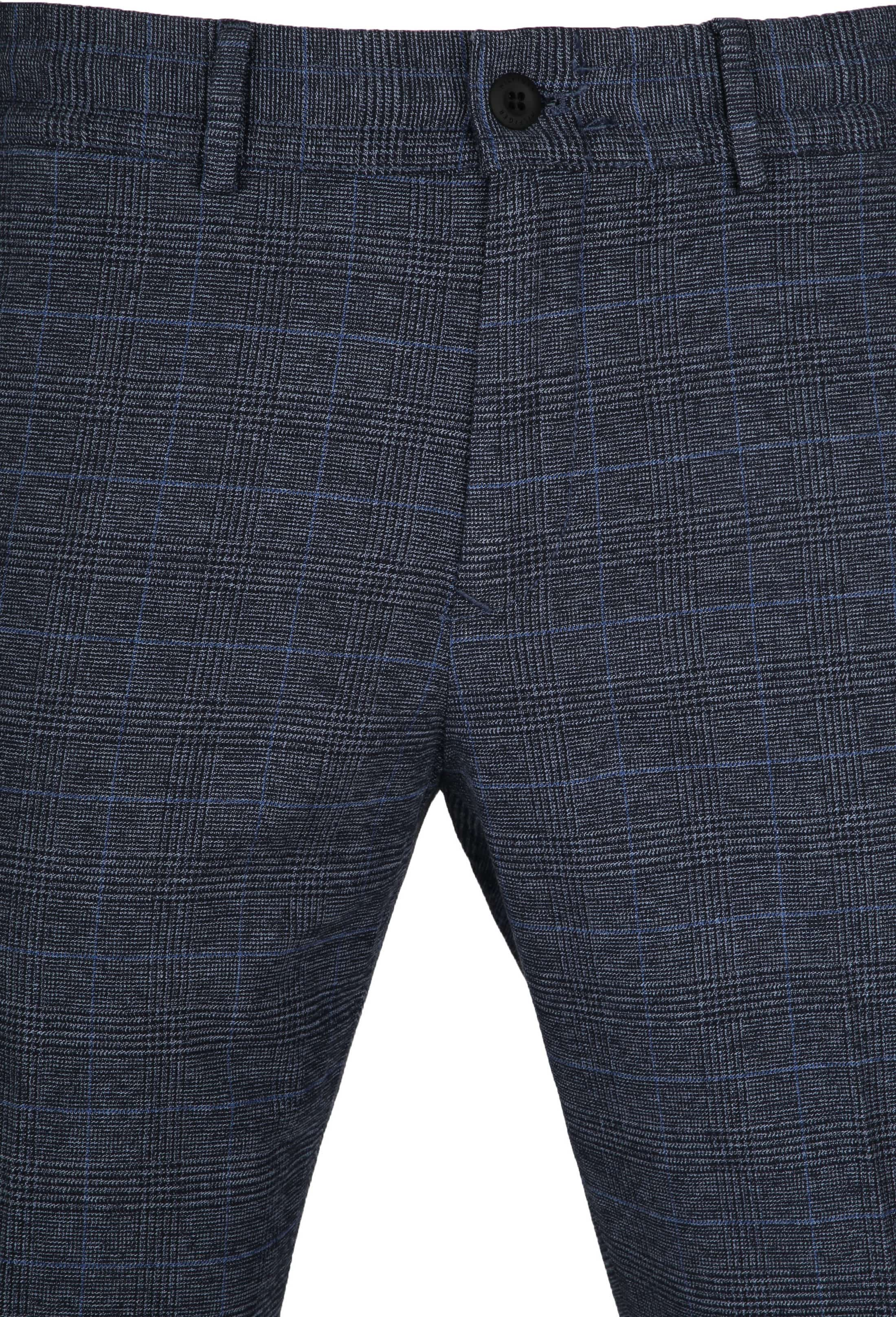 Tommy Hilfiger Active Pants Checks Navy foto 1