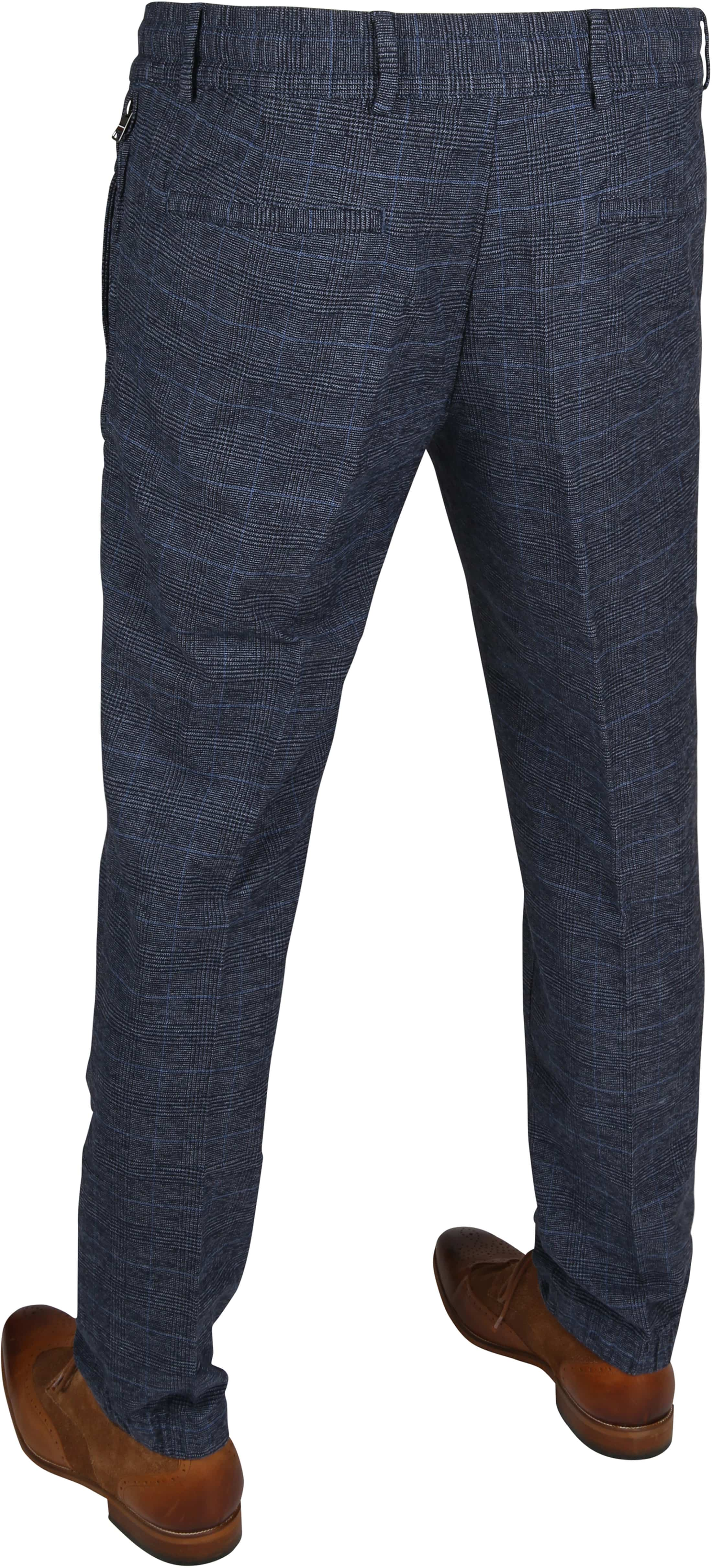Tommy Hilfiger Active Pants Checks Navy foto 2