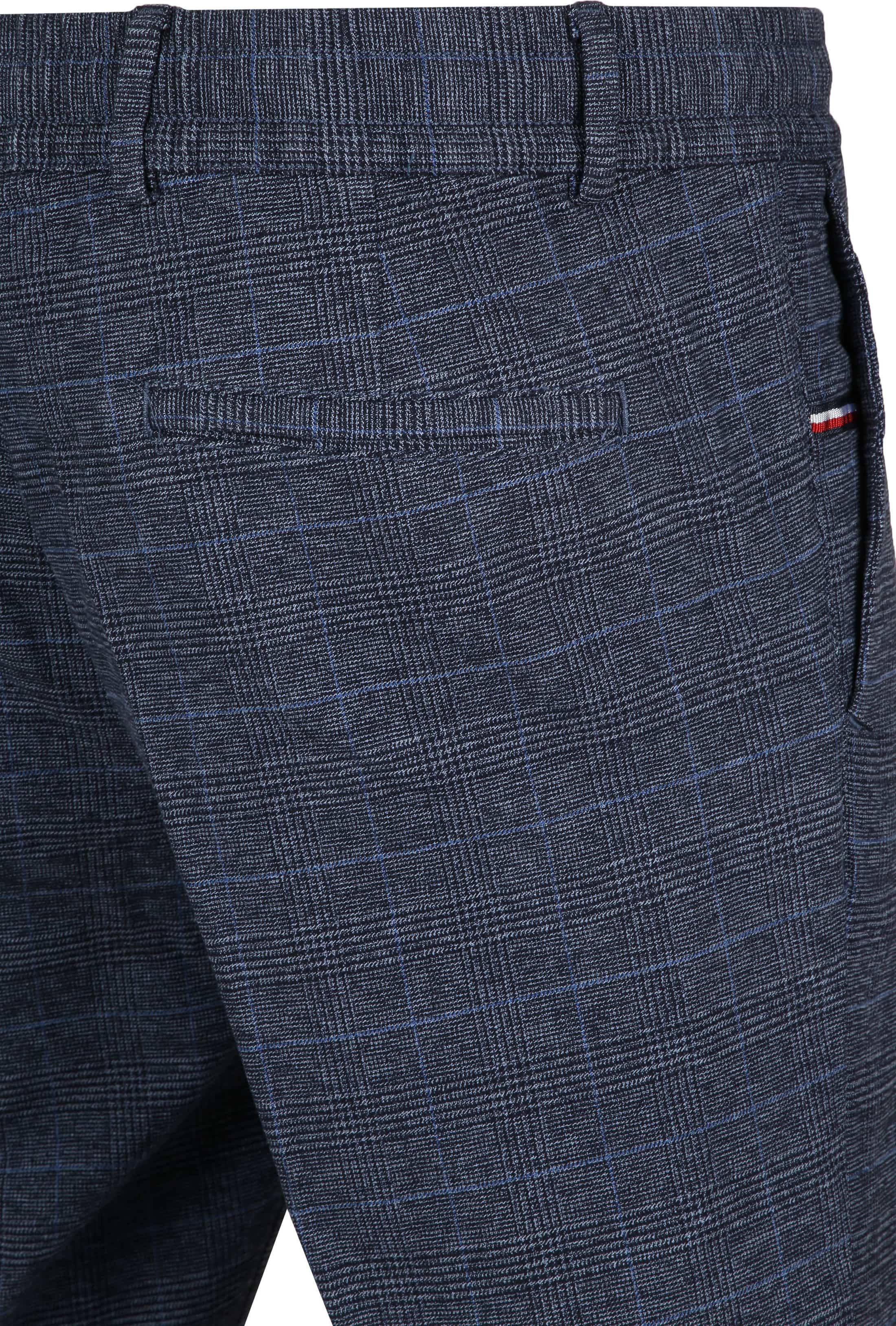 Tommy Hilfiger Active Pants Checks Navy foto 3