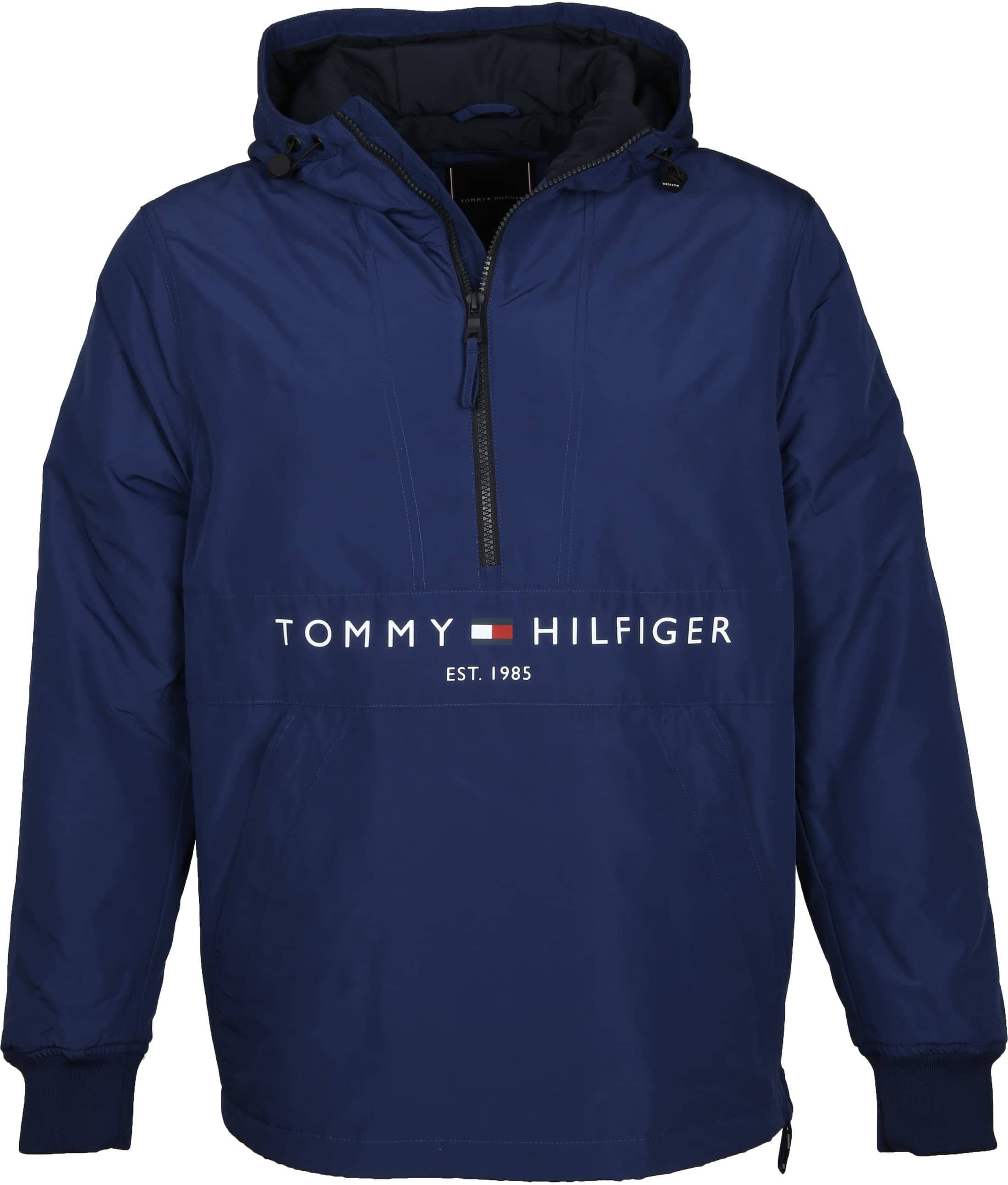 Tommy Hilfiger Anorak Padded Blue foto 0
