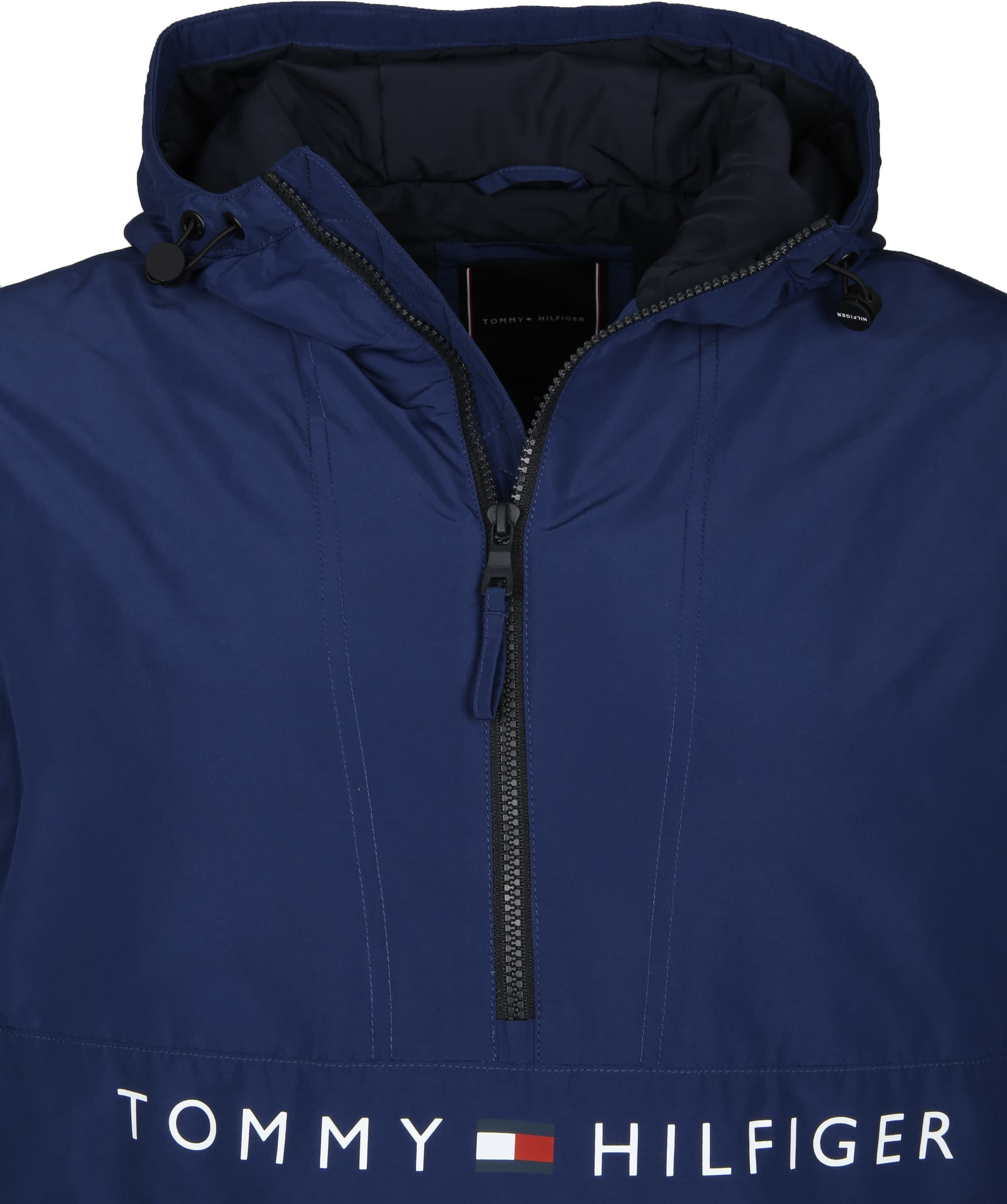 Tommy Hilfiger Anorak Padded Blue foto 1