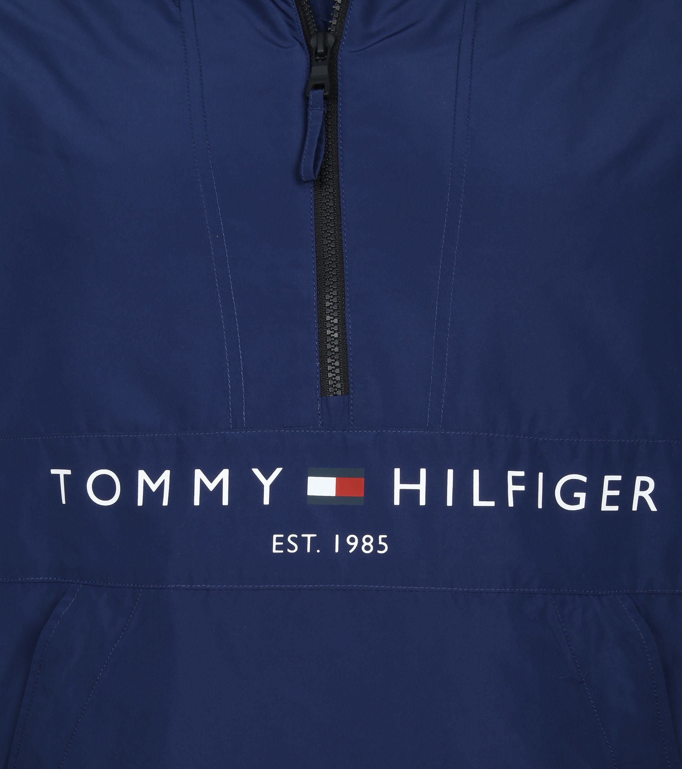 Tommy Hilfiger Anorak Padded Blue foto 2