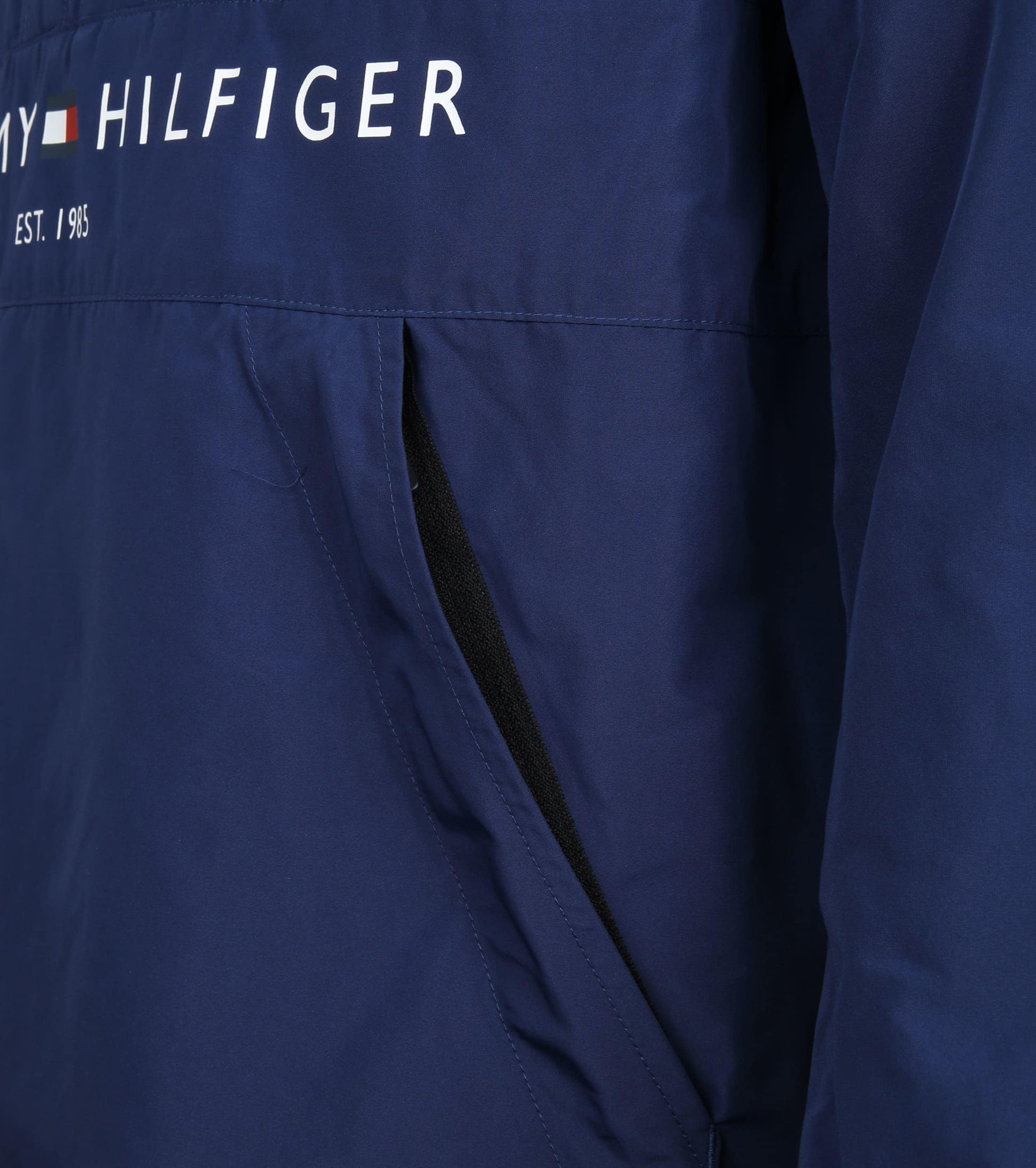Tommy Hilfiger Anorak Padded Blue foto 3