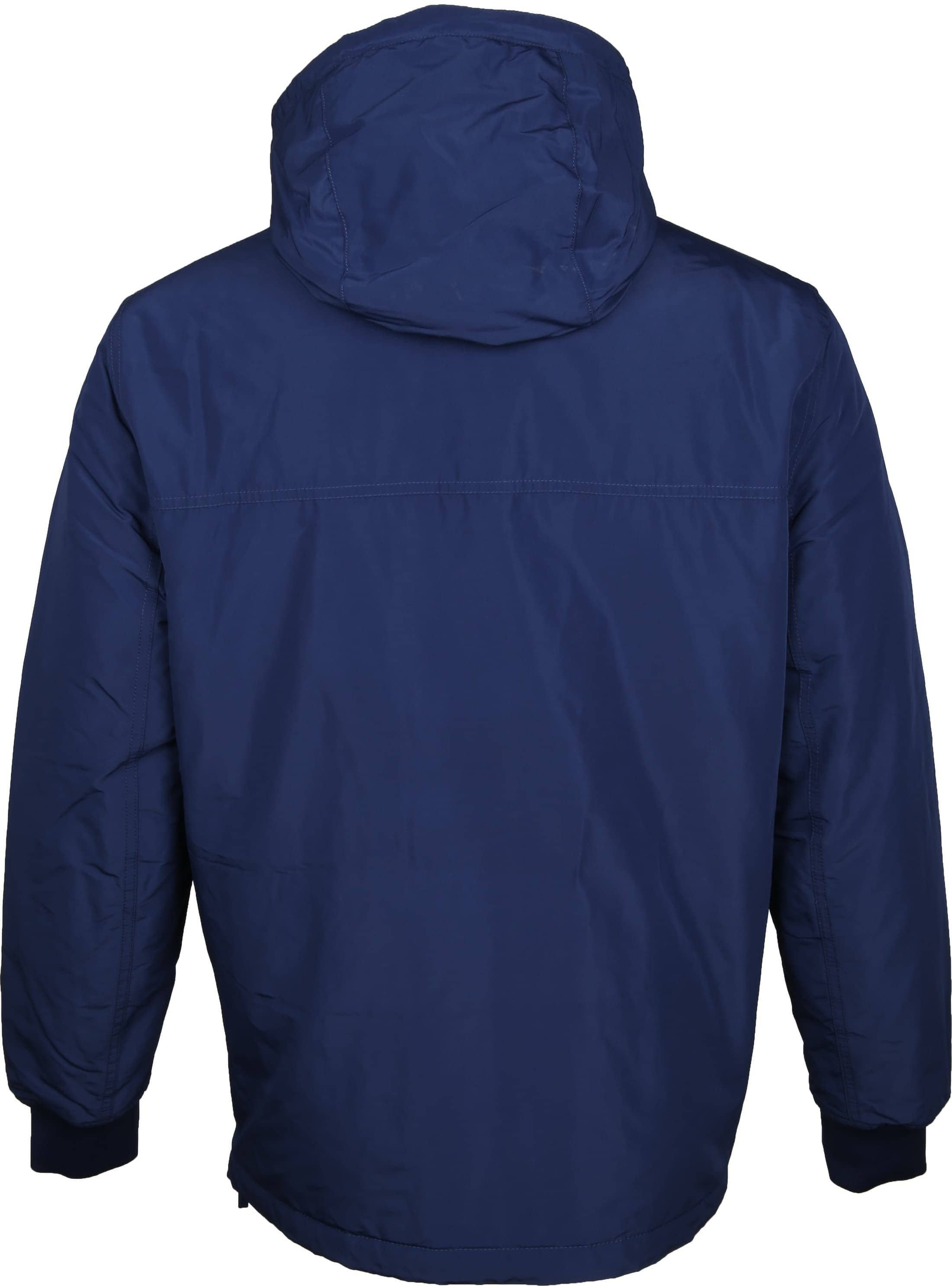 Tommy Hilfiger Anorak Padded Blue foto 4