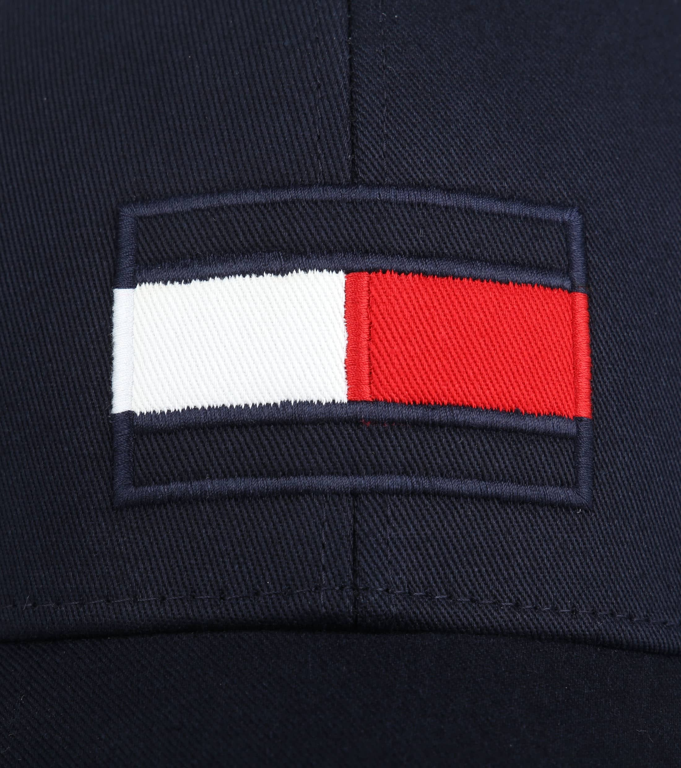 Tommy Hilfiger Big Flag Cap Dark Blue foto 1