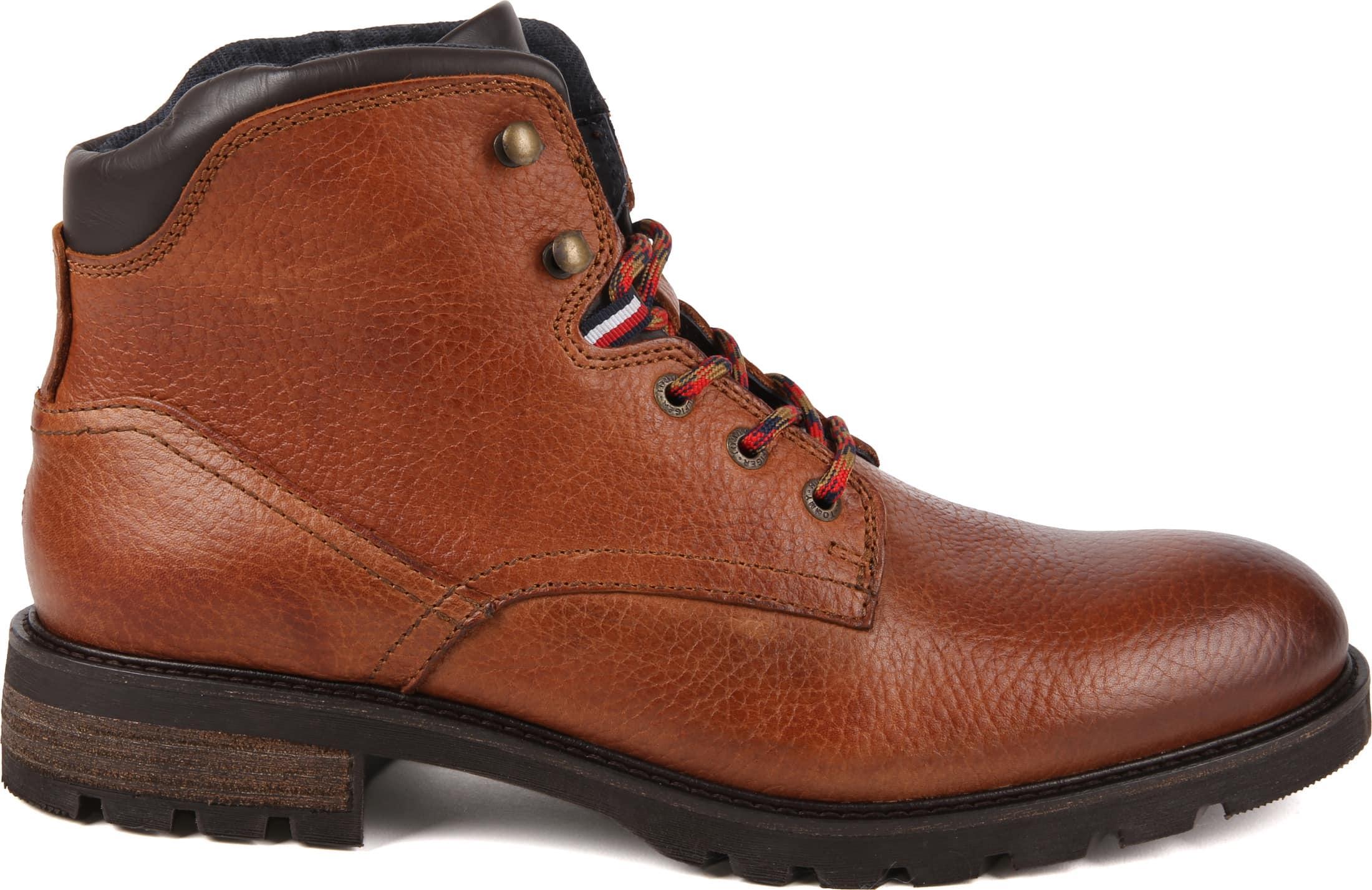 Tommy Hilfiger Boots Cognac foto 0