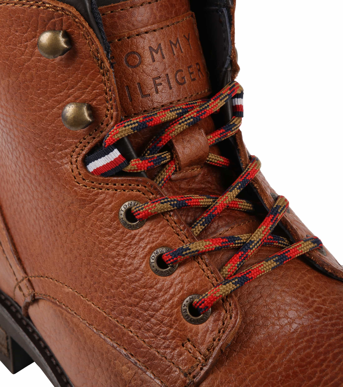 Tommy Hilfiger Boots Cognac foto 1
