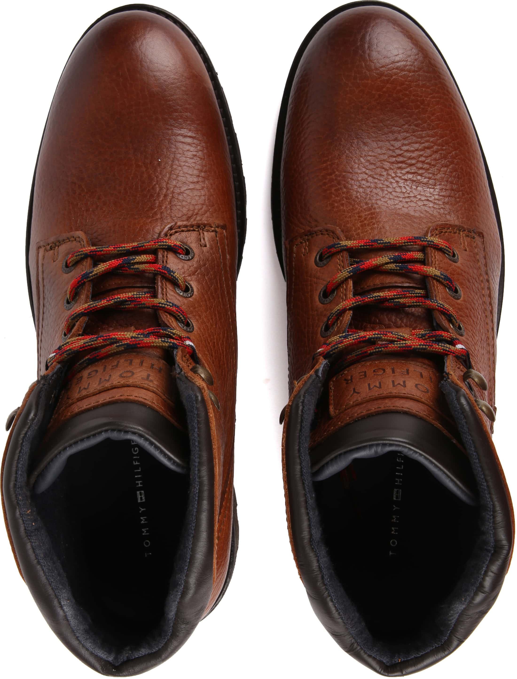 Tommy Hilfiger Boots Cognac foto 4