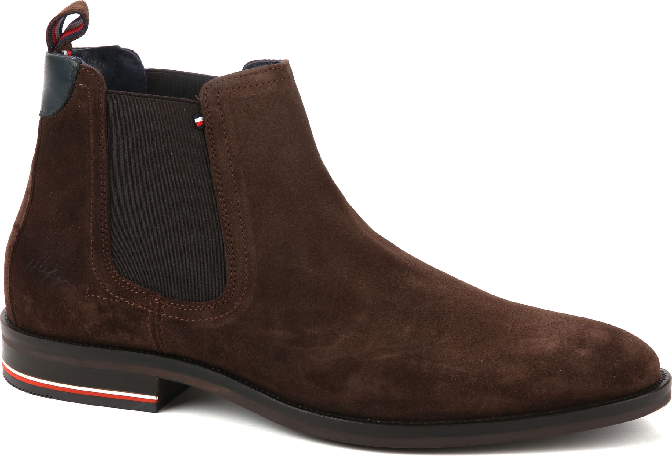 Tommy Hilfiger Chelsea Signature Brown foto 0