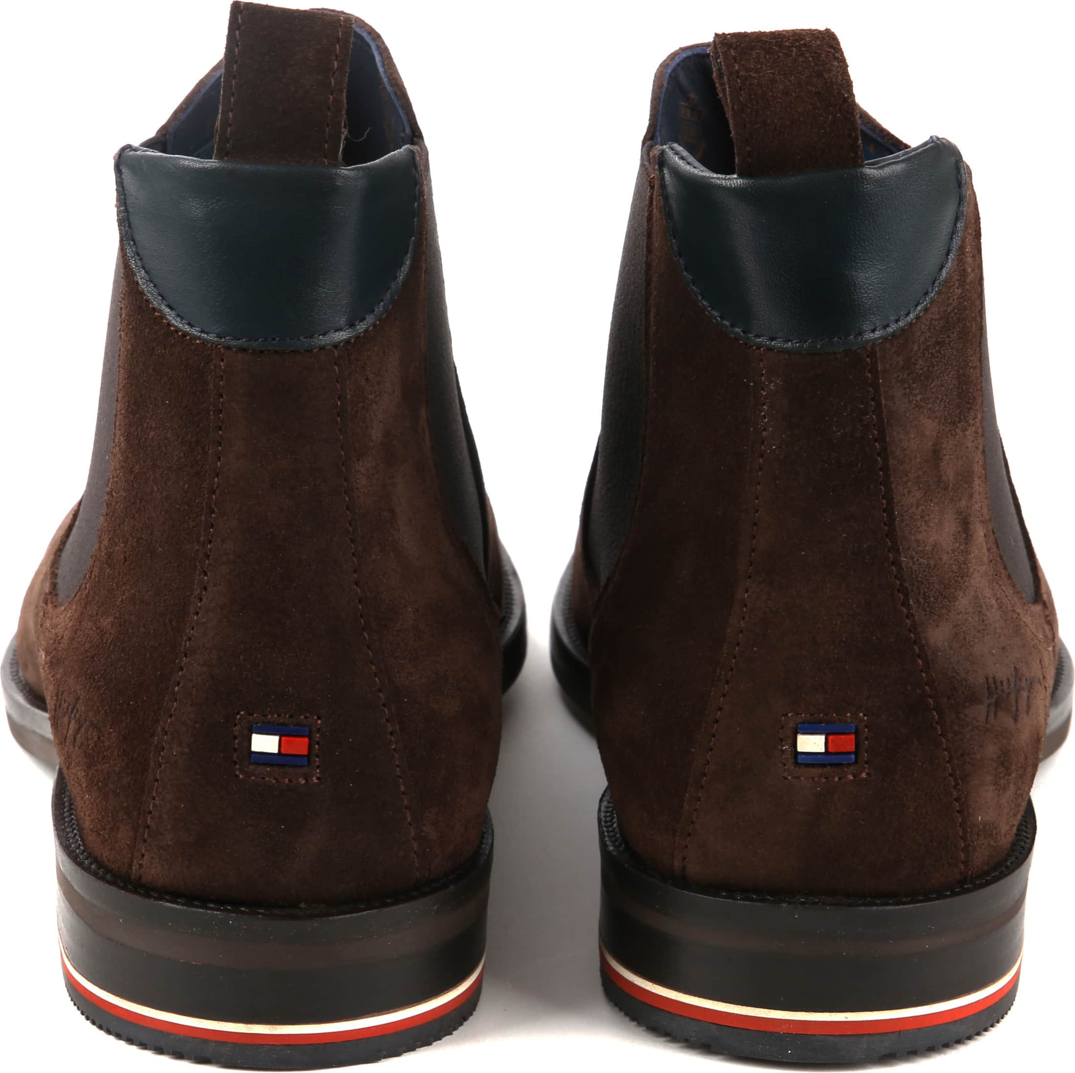 Tommy Hilfiger Chelsea Signature Brown foto 2