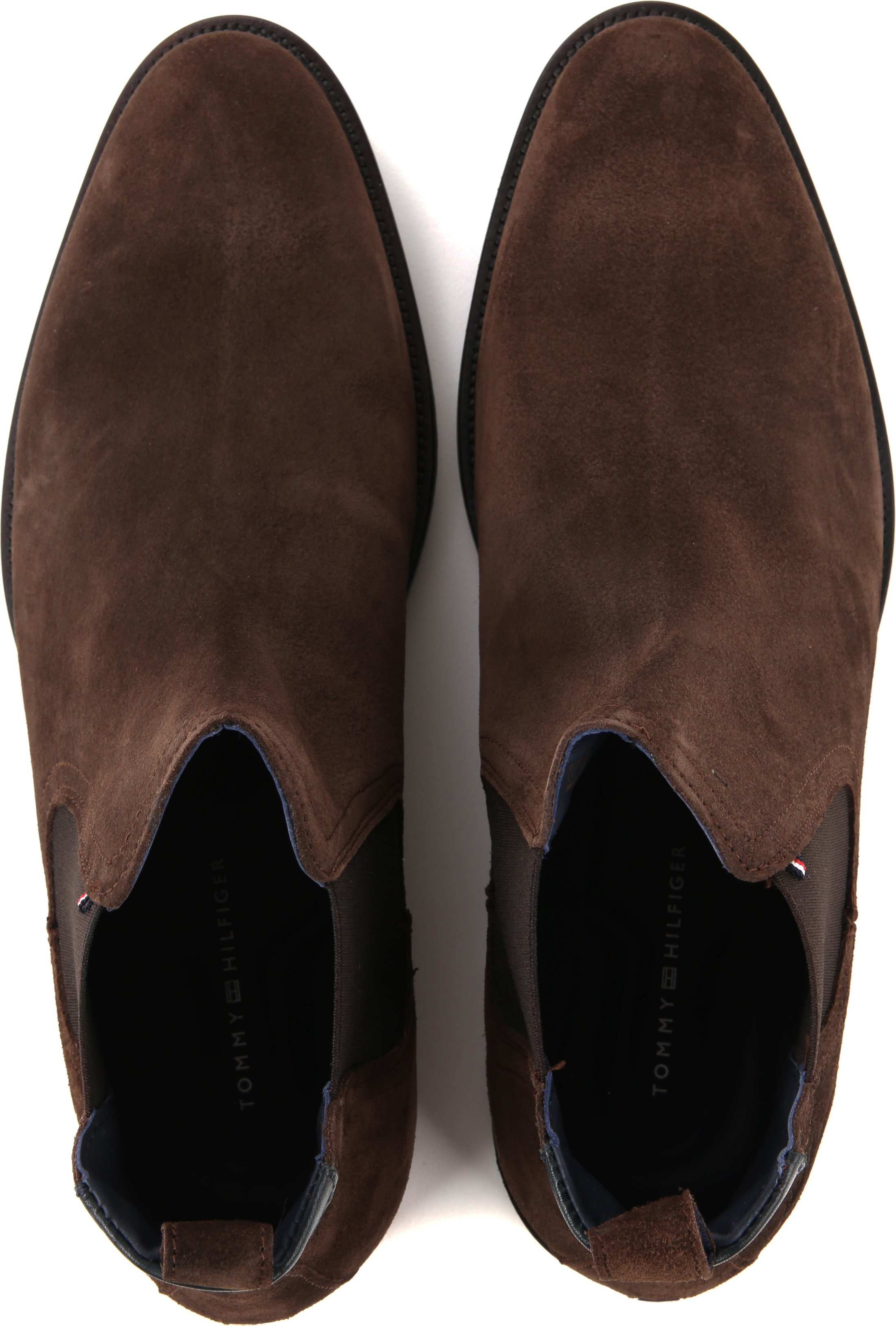 Tommy Hilfiger Chelsea Signature Brown foto 4