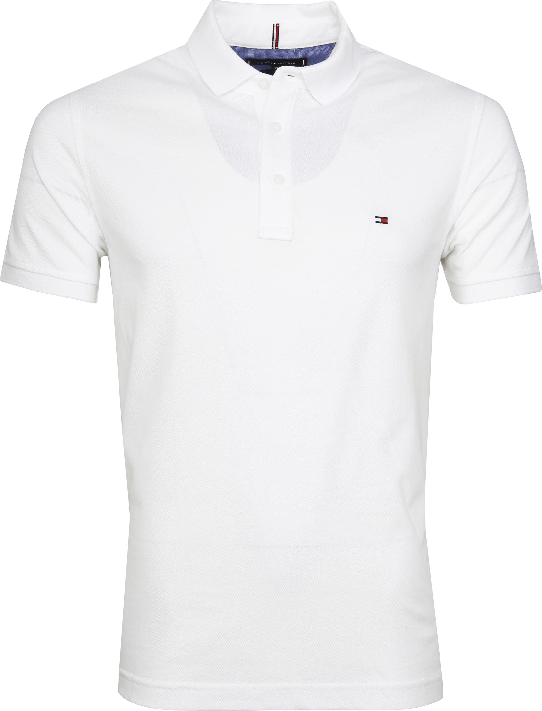 Tommy Hilfiger Core Poloshirt Weiß MW0MW04975100 online
