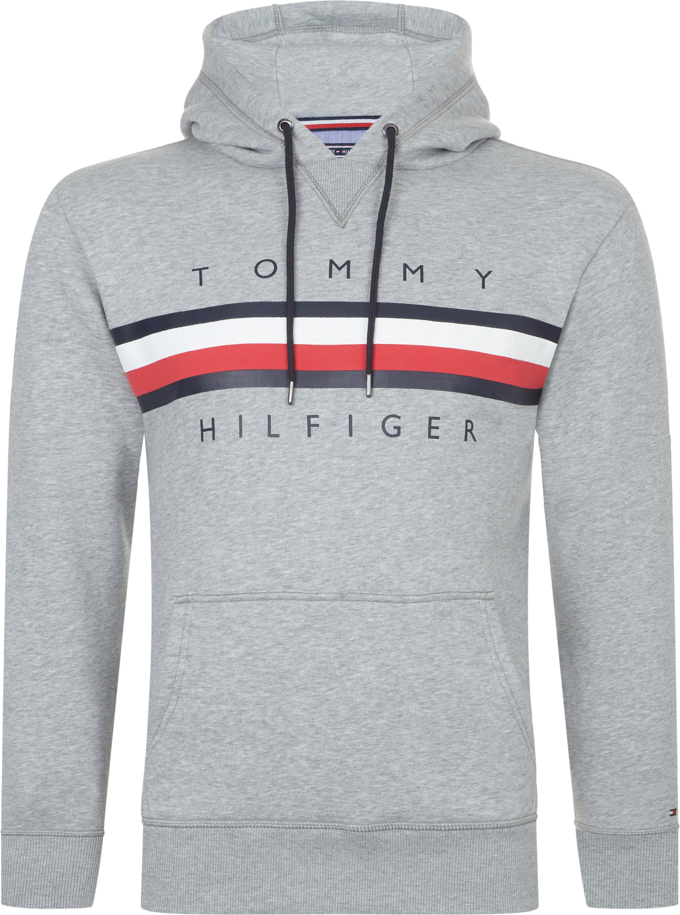 Tommy Hilfiger Hoodie Logo Grey MW0MW07947-501 order online   Suitable d8721b98d5