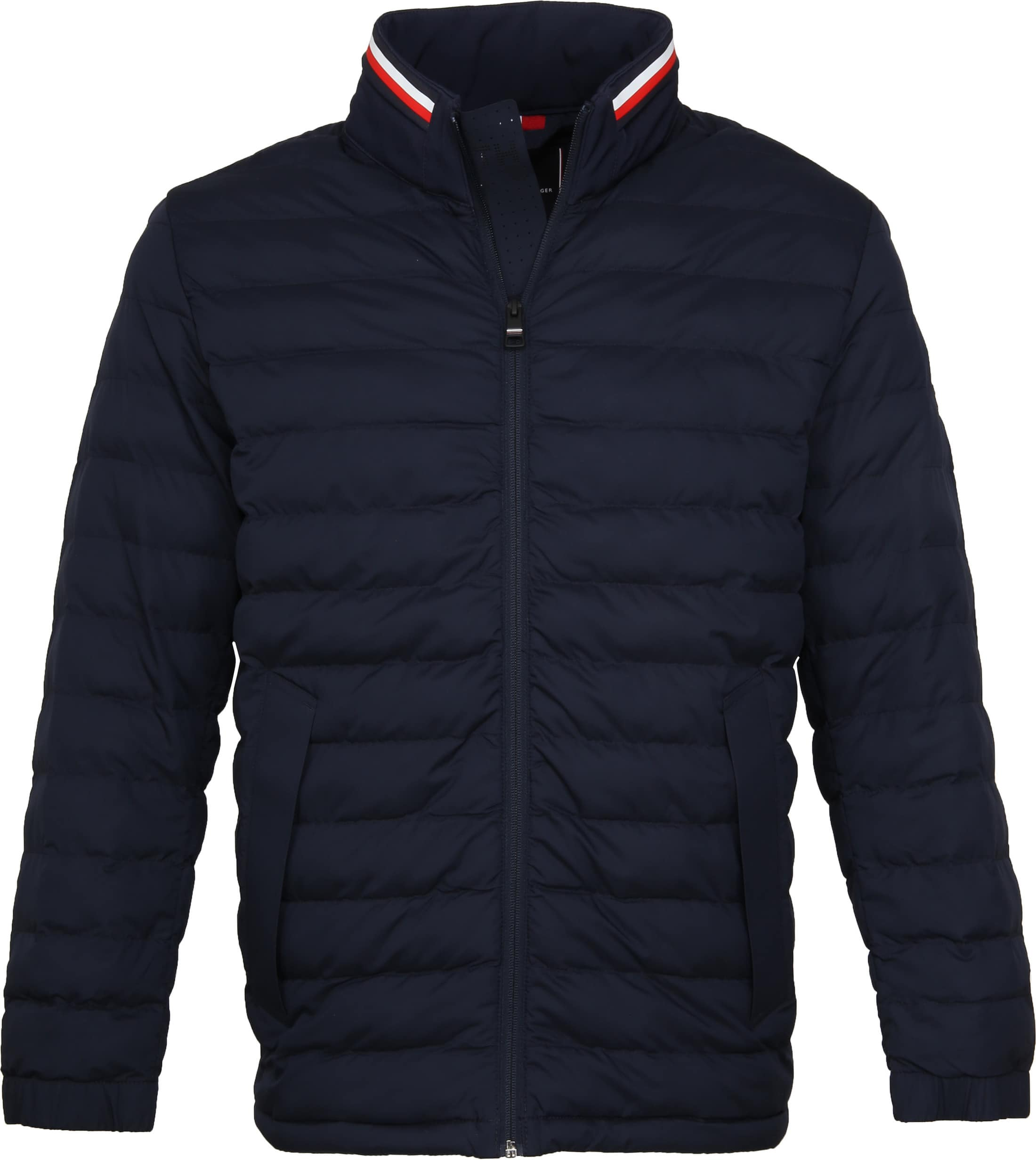 Tommy Hilfiger Jacket Quilted Navy photo 0