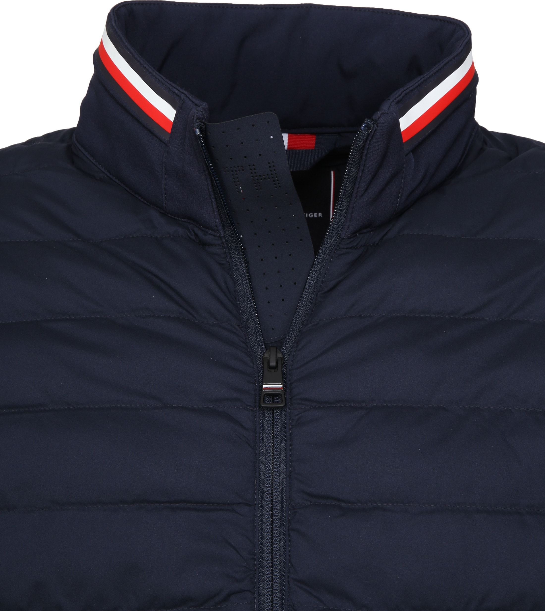 Tommy Hilfiger Jacket Quilted Navy photo 1