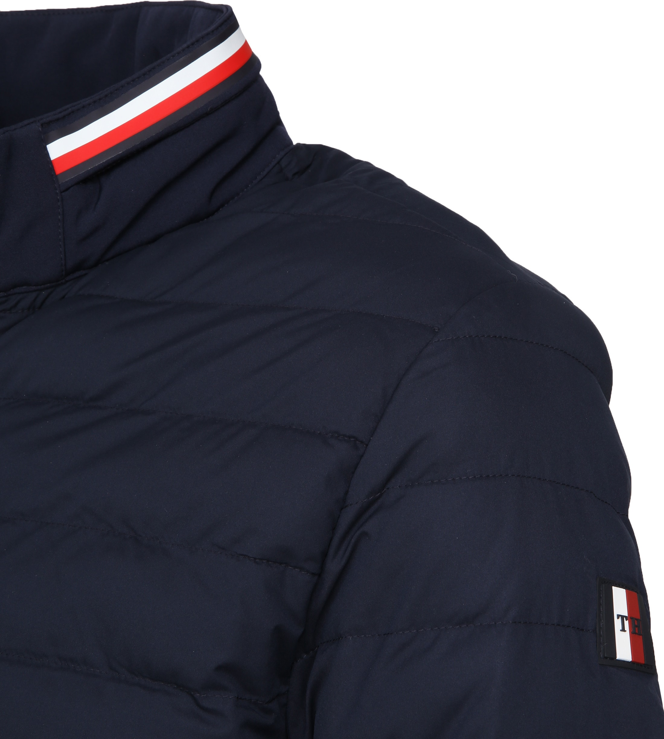 Tommy Hilfiger Jacket Quilted Navy photo 2