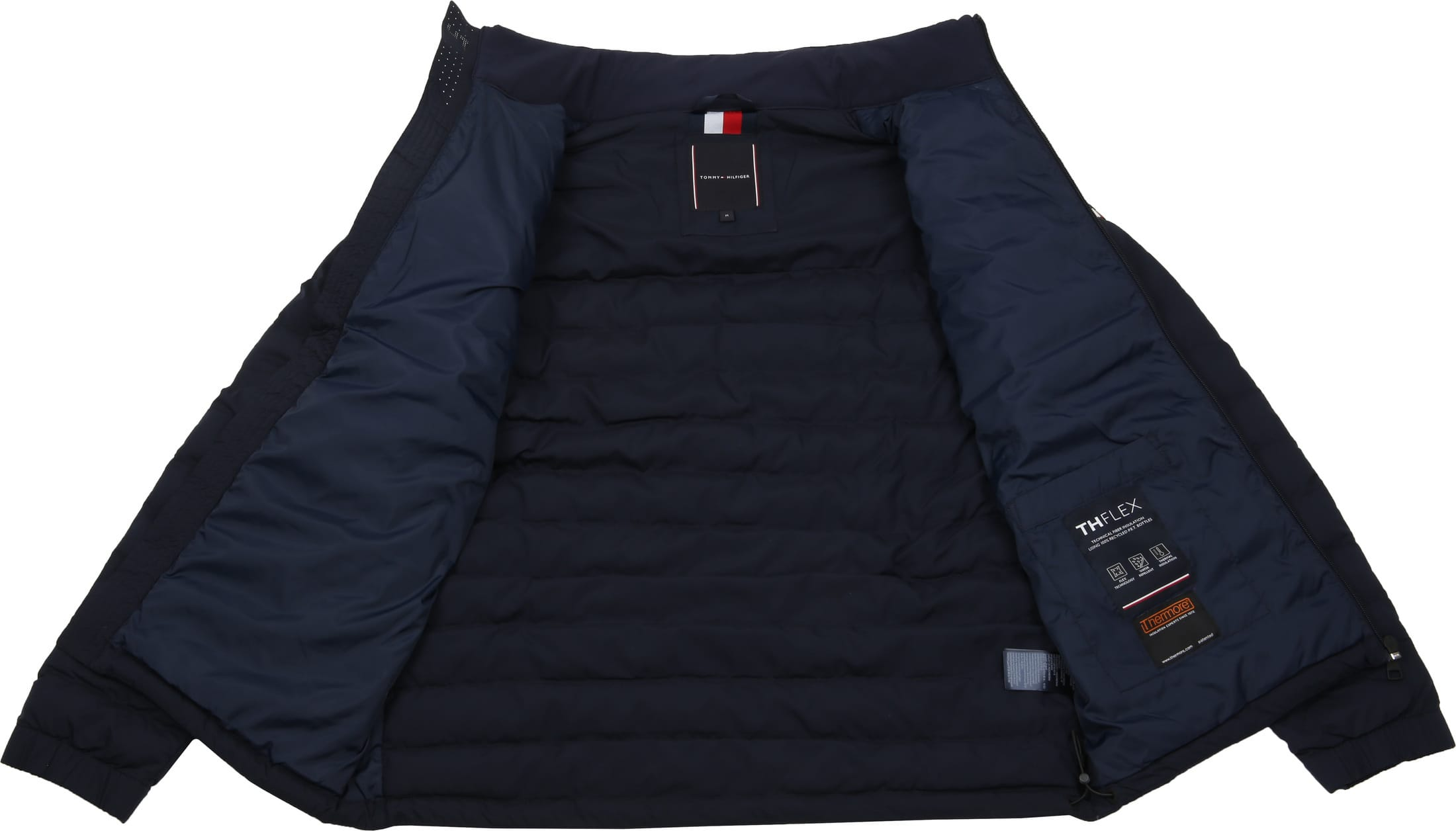 Tommy Hilfiger Jacket Quilted Navy photo 6