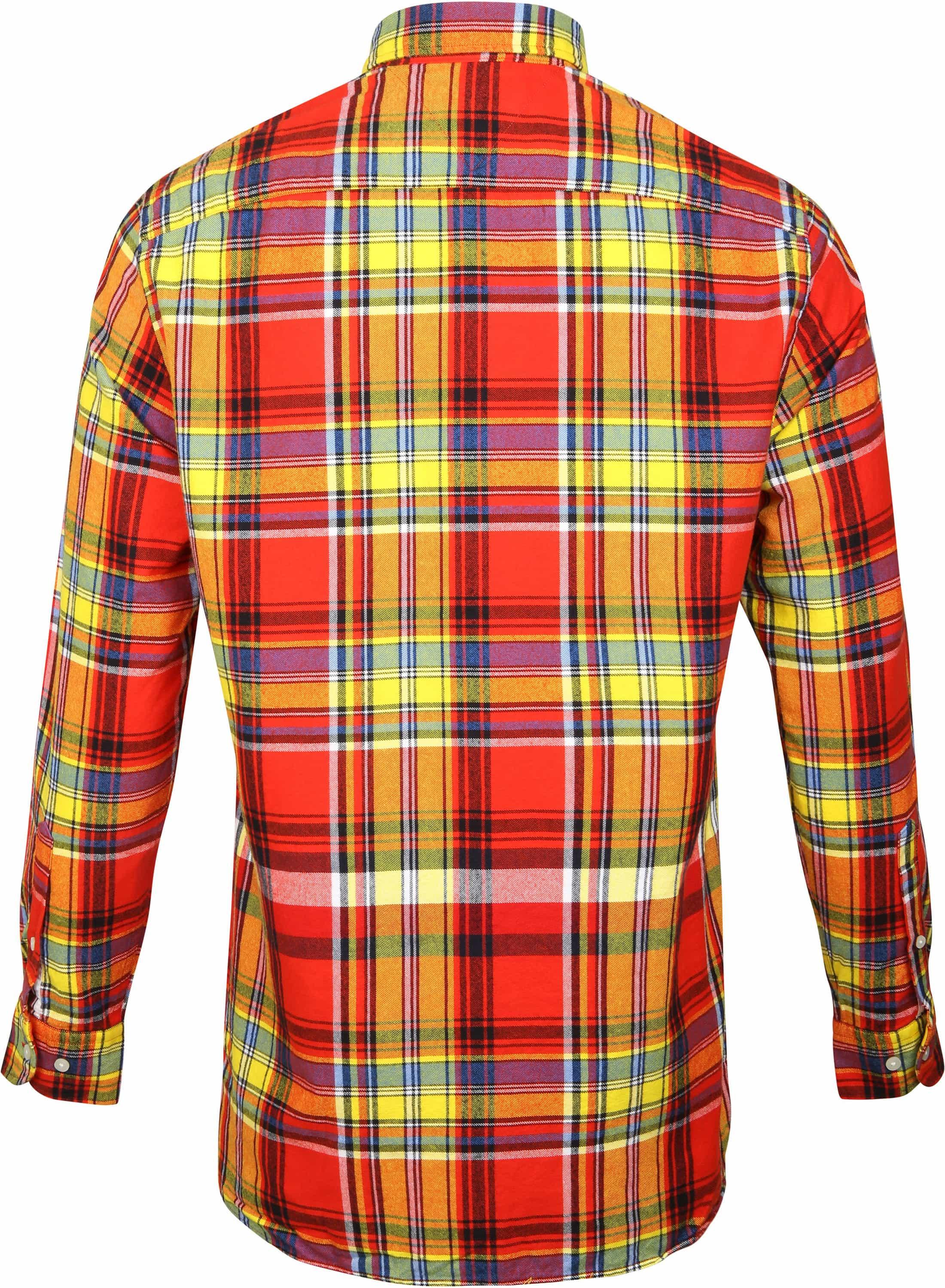 Tommy Hilfiger Overhemd Ruit foto 3