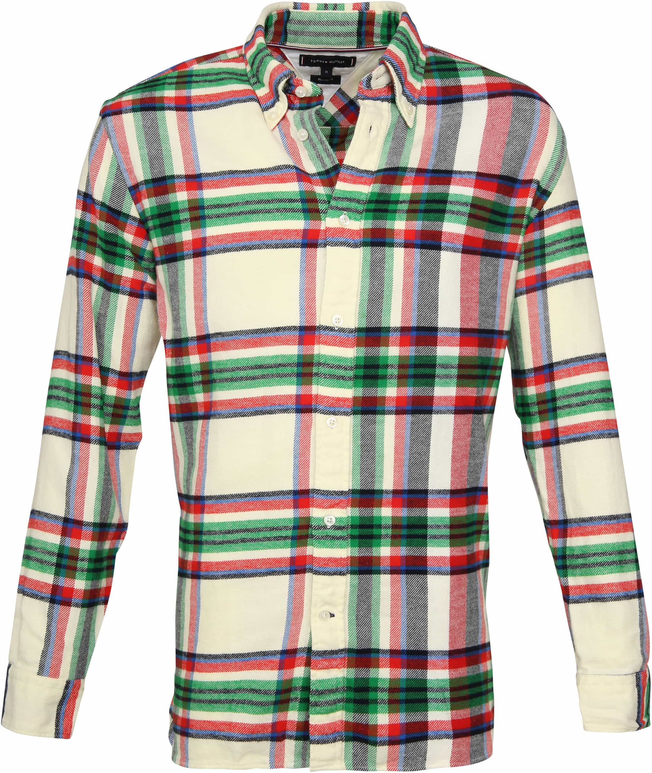Tommy Hilfiger Overhemd Ruiten foto 0