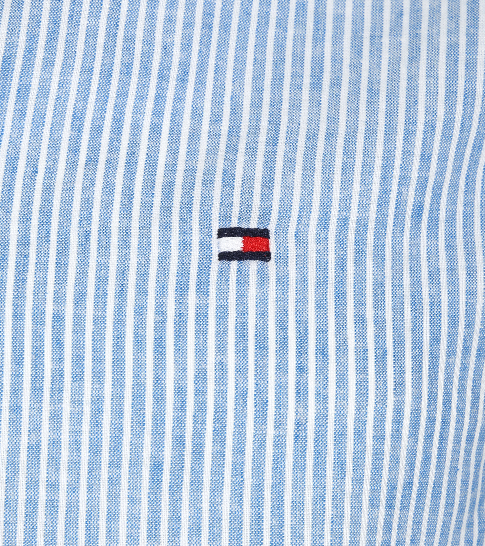 Tommy Hilfiger Overhemd Strepen Blauw foto 1