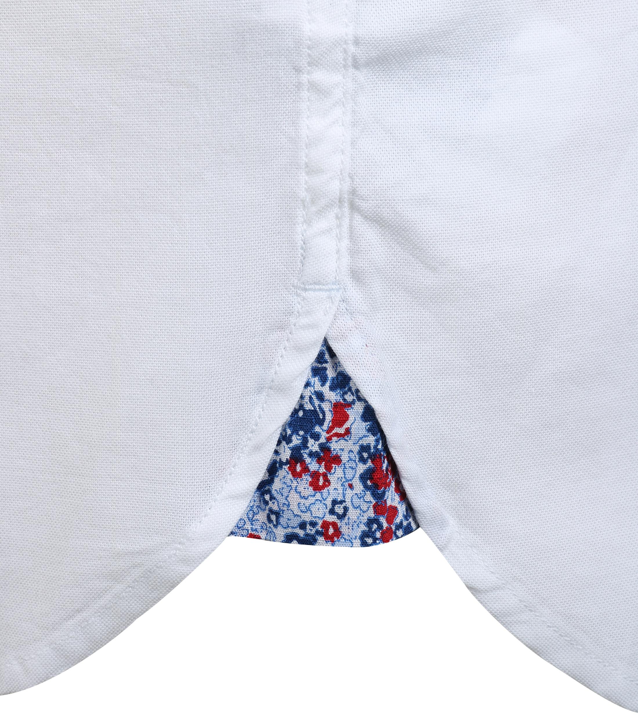 Tommy Hilfiger Oxford Shirt Wit foto 2