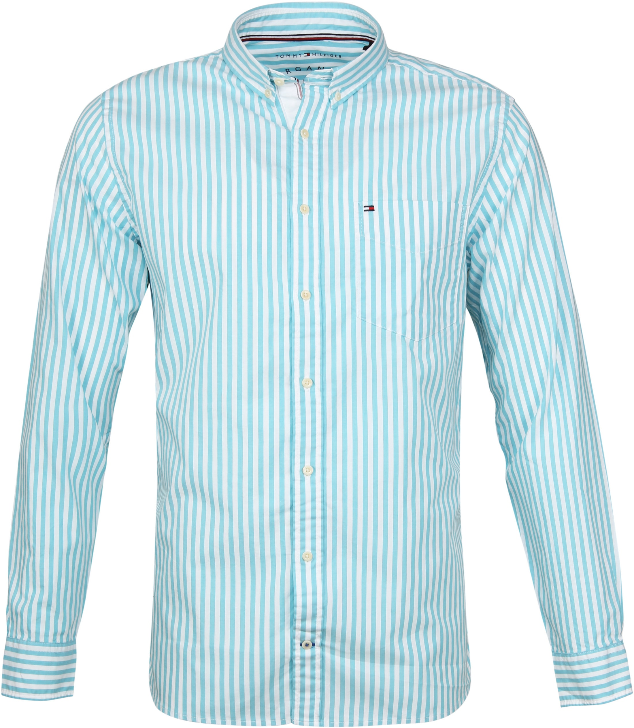 Tommy Hilfiger Oxford Strepen Overhemd foto 0