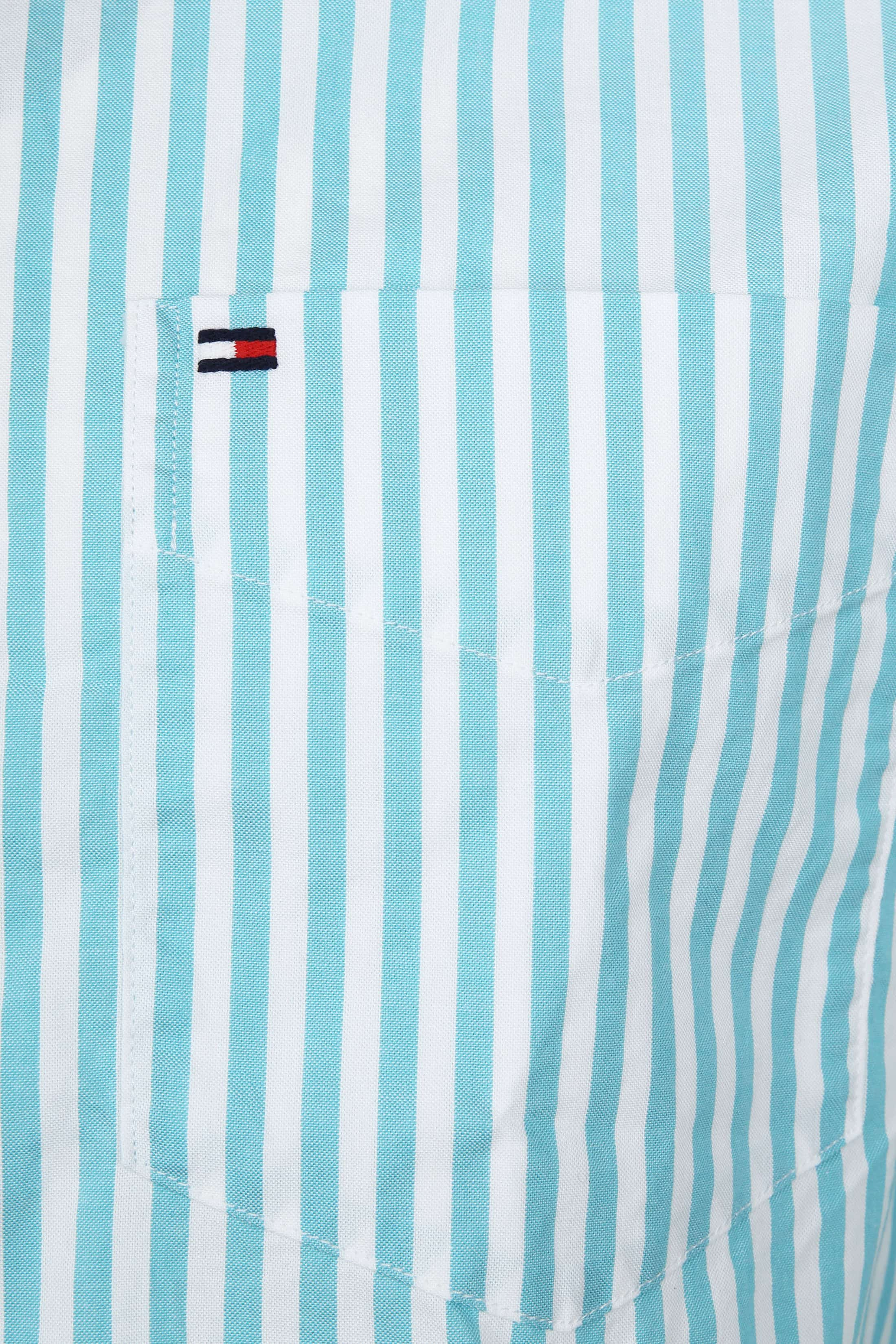 Tommy Hilfiger Oxford Strepen Overhemd foto 1